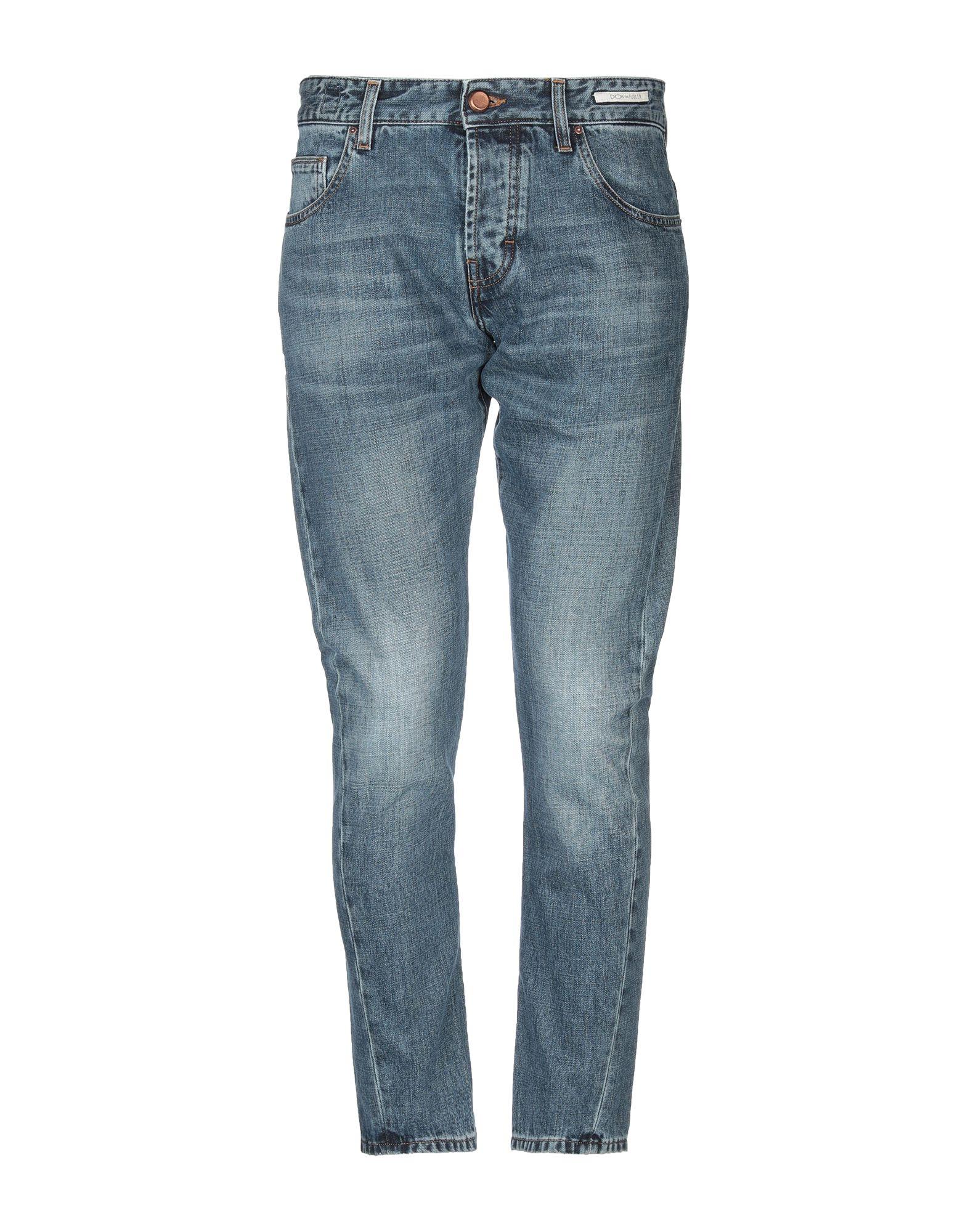 DON THE FULLER Джинсовые брюки