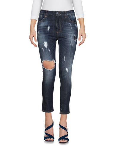 HAPPY25 Pantacourt en jean femme