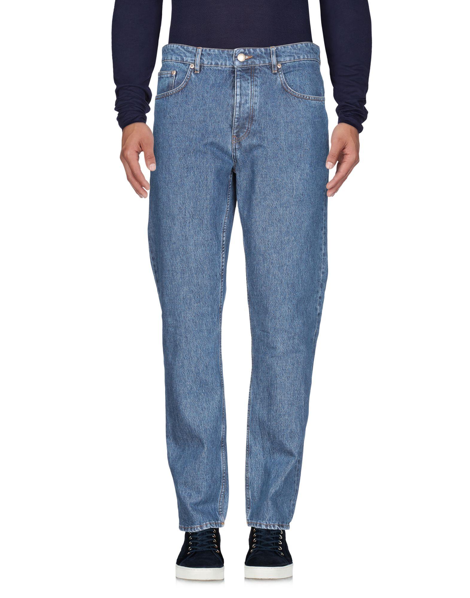 WON HUNDRED Denim Pants in Blue