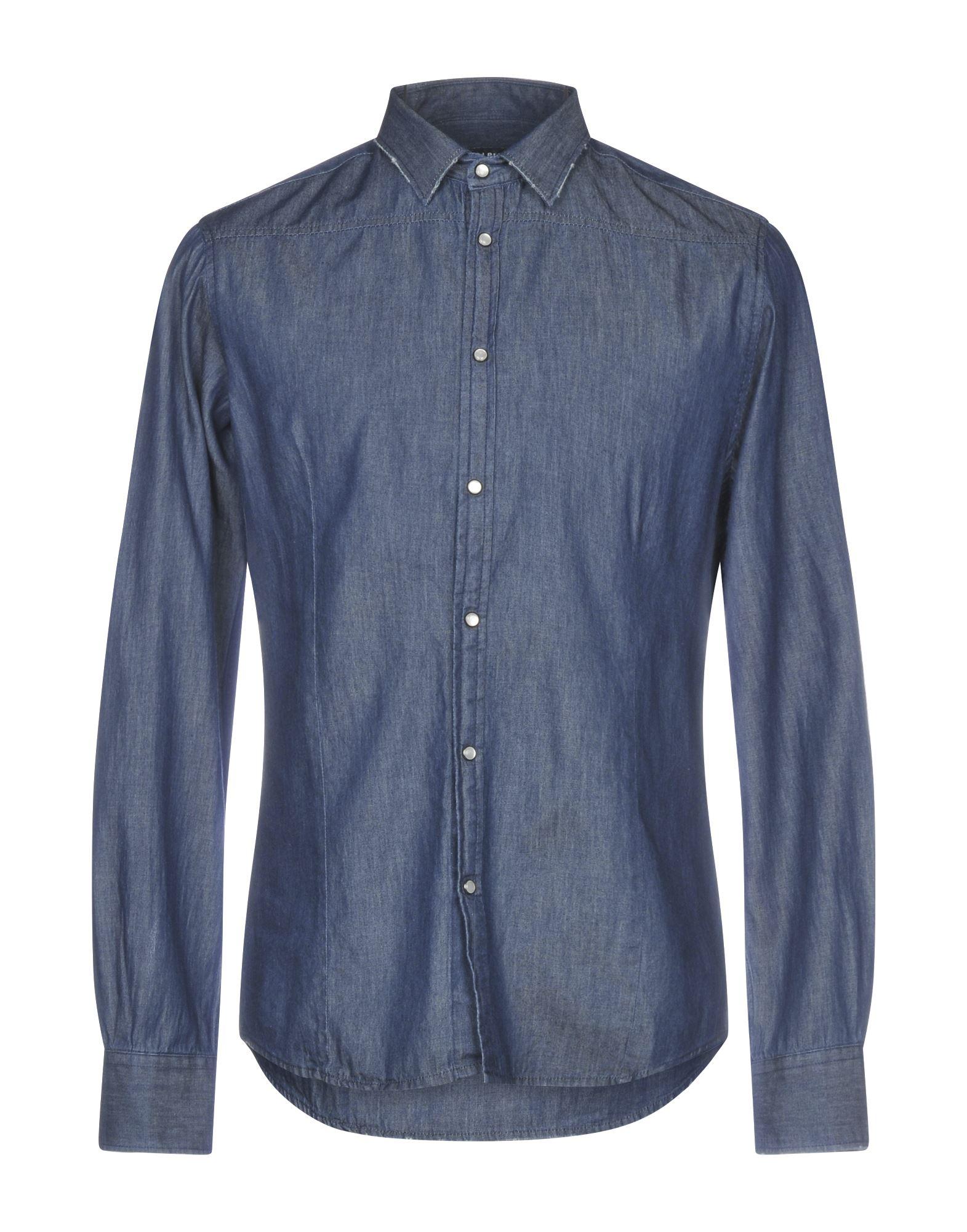 купить ALPHA STUDIO Джинсовая рубашка по цене 1550 рублей