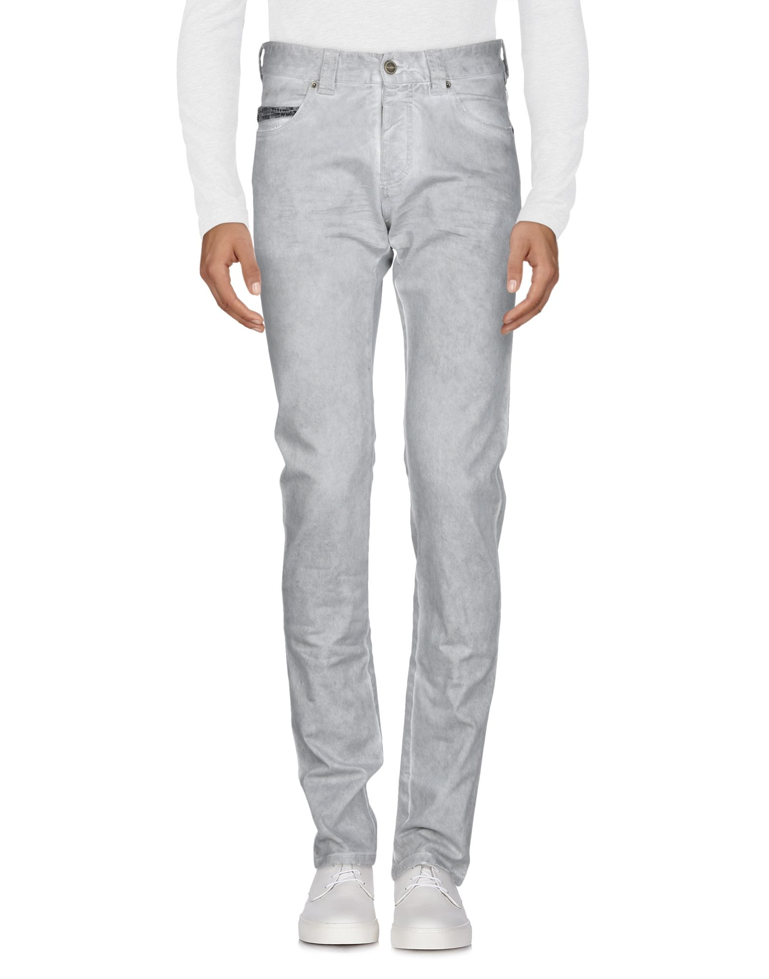 цена LSS LA STAMPA STYLE Джинсовые брюки