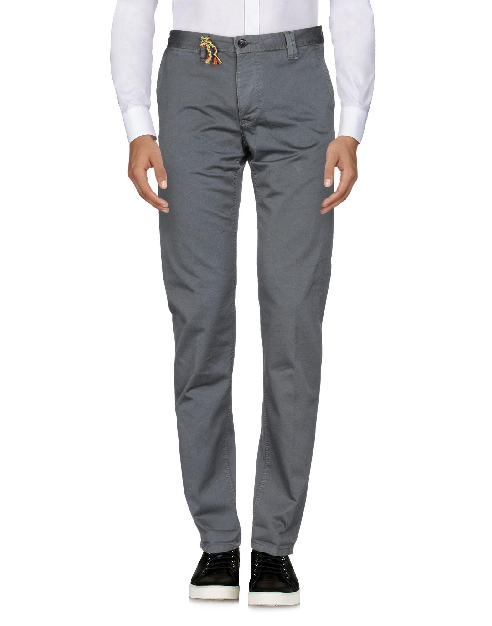 SHAFT Повседневные брюки брюки mokko