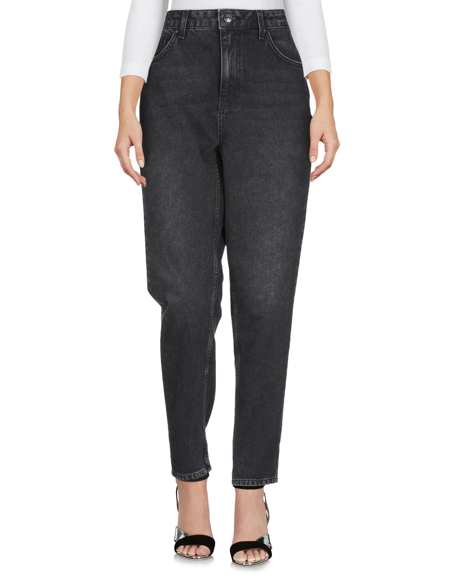 TOPSHOP Джинсовые брюки