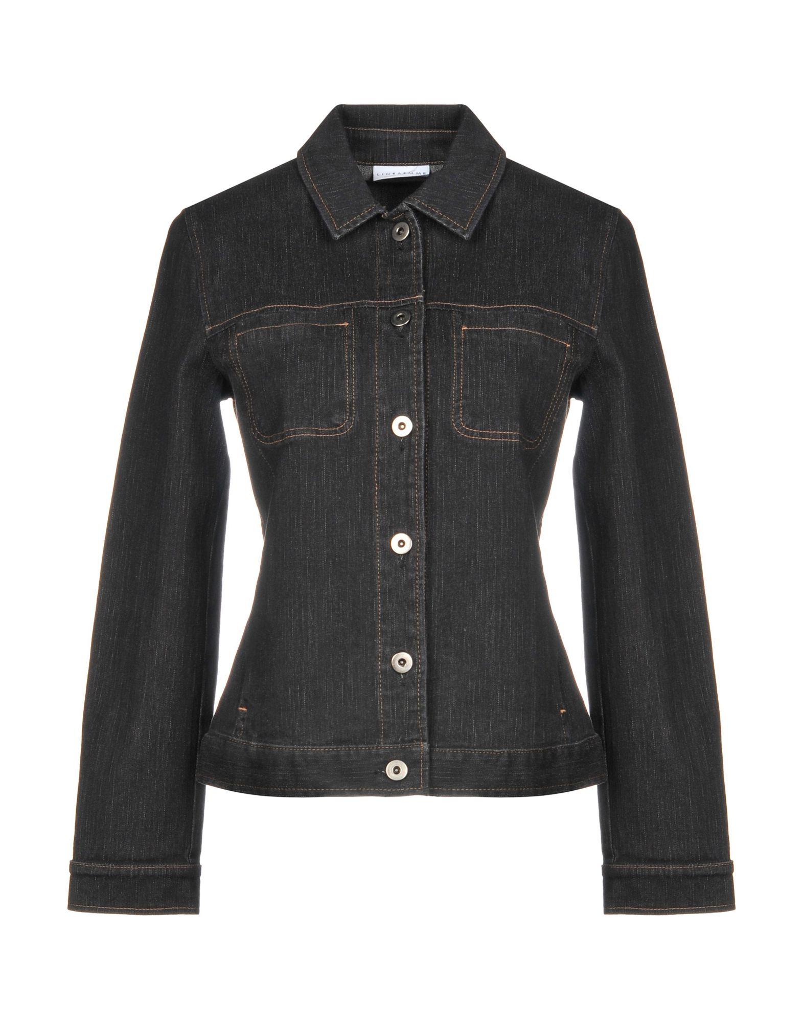 LINEAEMME Джинсовая верхняя одежда недорго, оригинальная цена