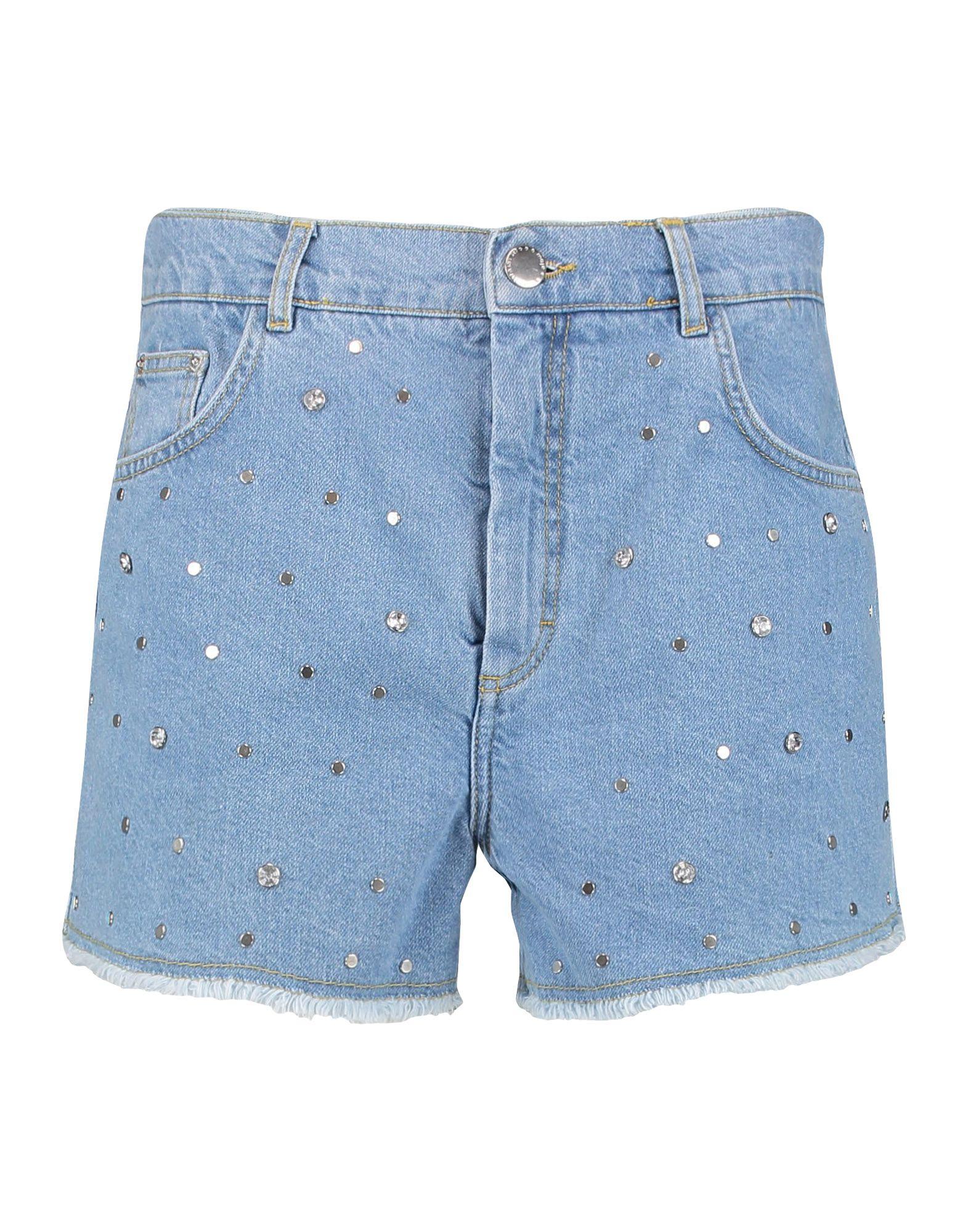 MAJE Джинсовые шорты шорты джинсовые lonsdale lonsdale lo789emcdg82