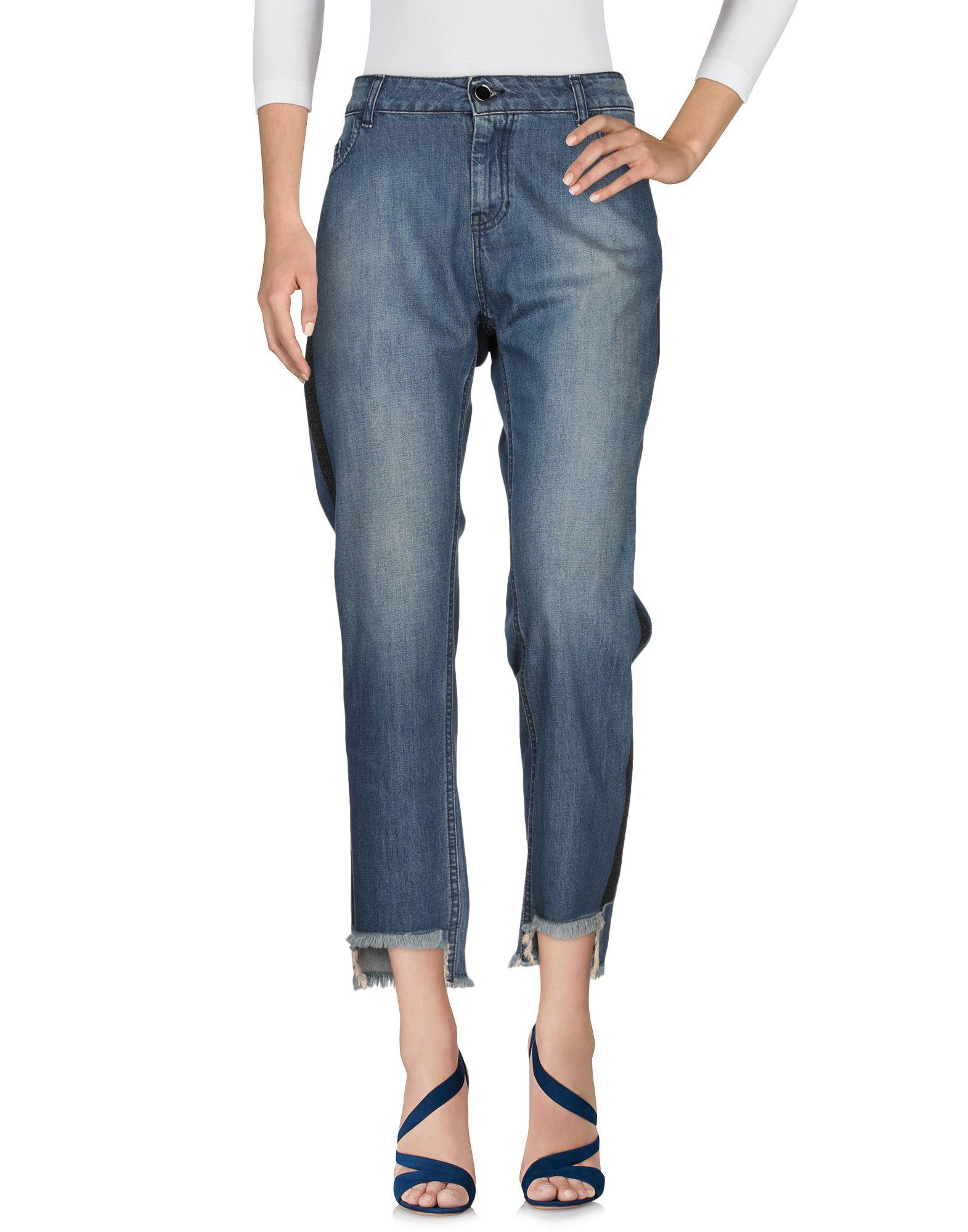GIORGIA & JOHNS Джинсовые брюки johns 72014 22 5 30
