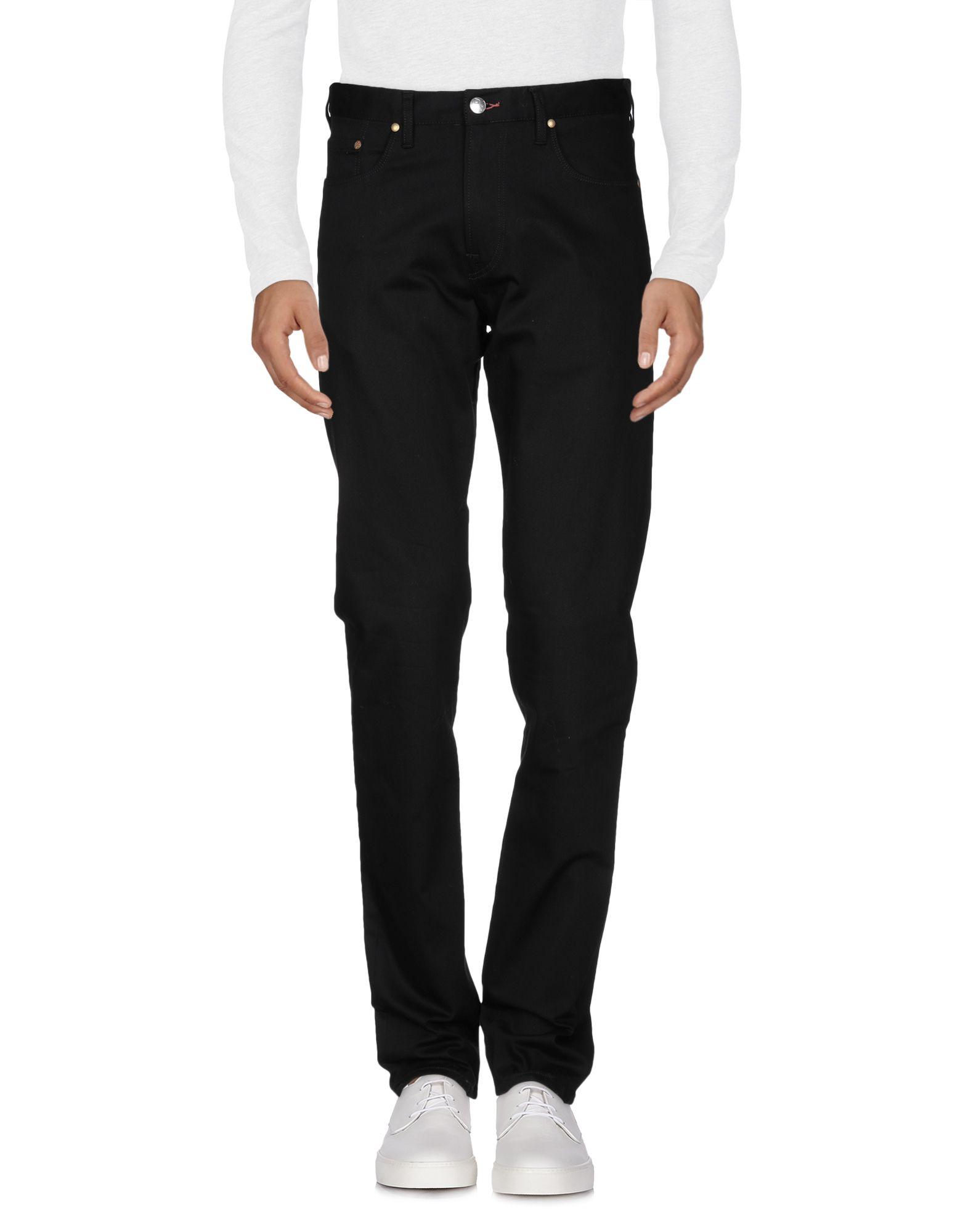 купить PS PAUL SMITH Джинсовые брюки по цене 7750 рублей