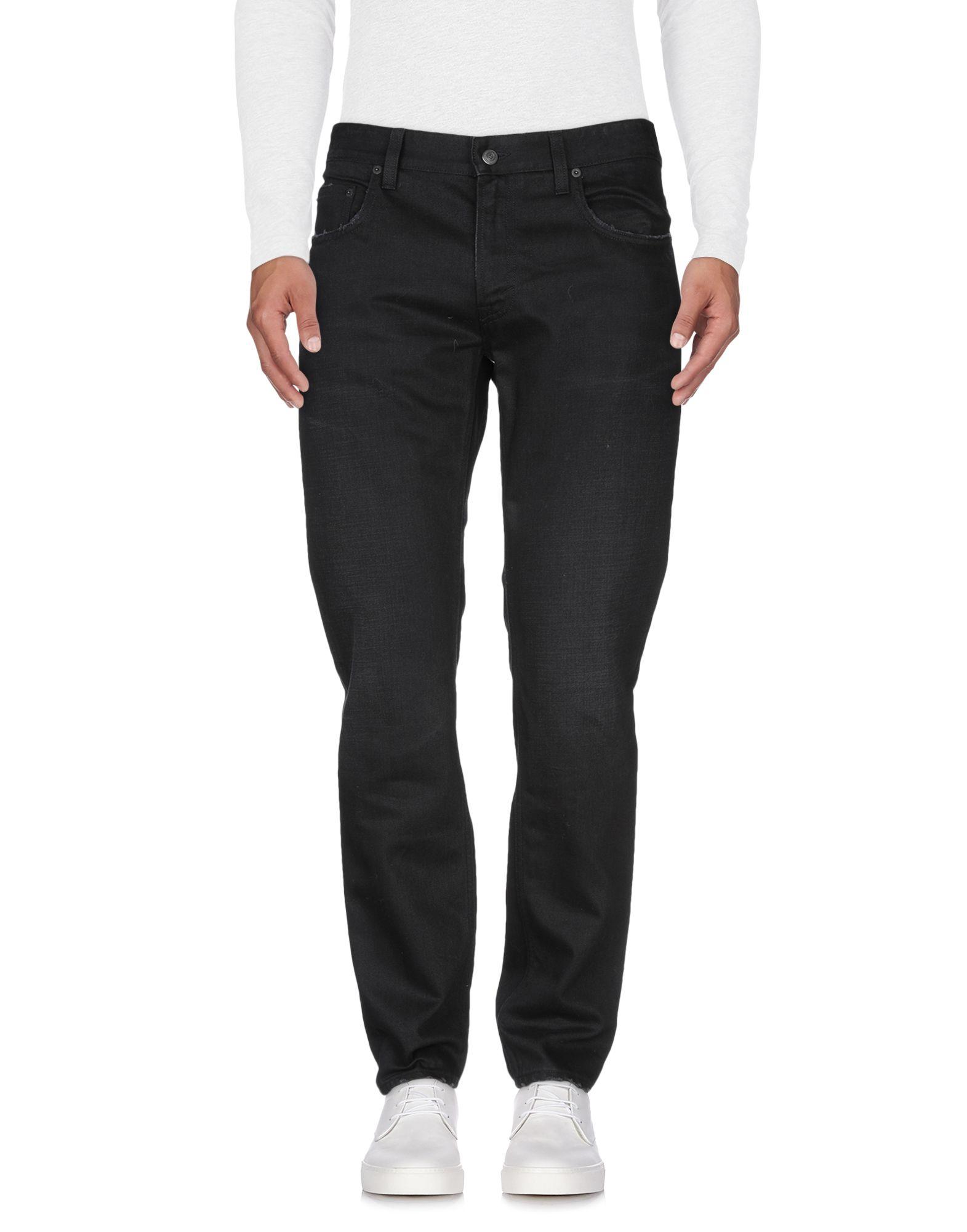 DEPARTMENT 5 Джинсовые брюки брюки узкие с пропиткой 5 карманов длина 30