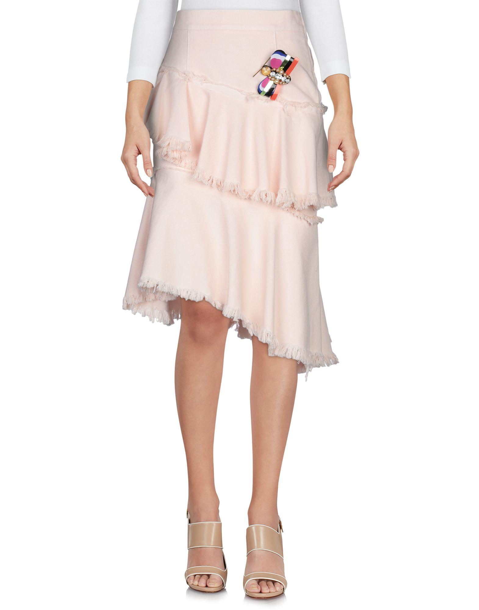 Фото - MARCO BOLOGNA Джинсовая юбка брошь blucome bijouteria esmaltes 7106100495