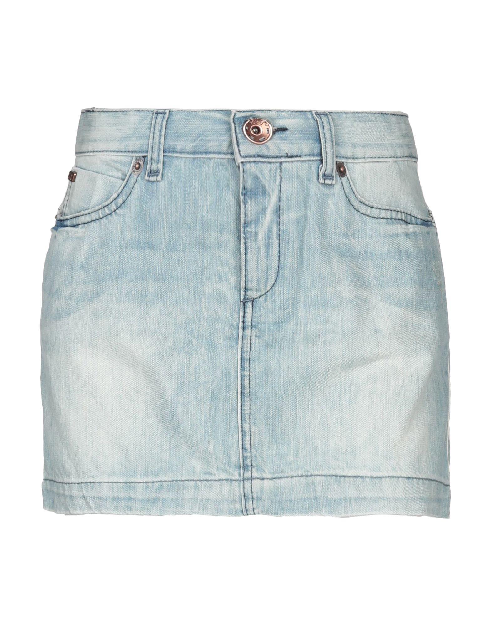 MISS SIXTY Джинсовая юбка