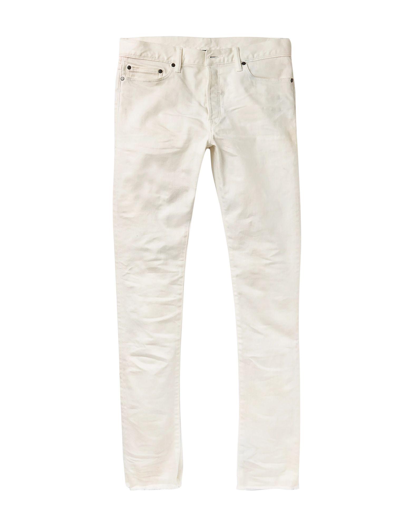 JOHN ELLIOTT Джинсовые брюки цена 2017