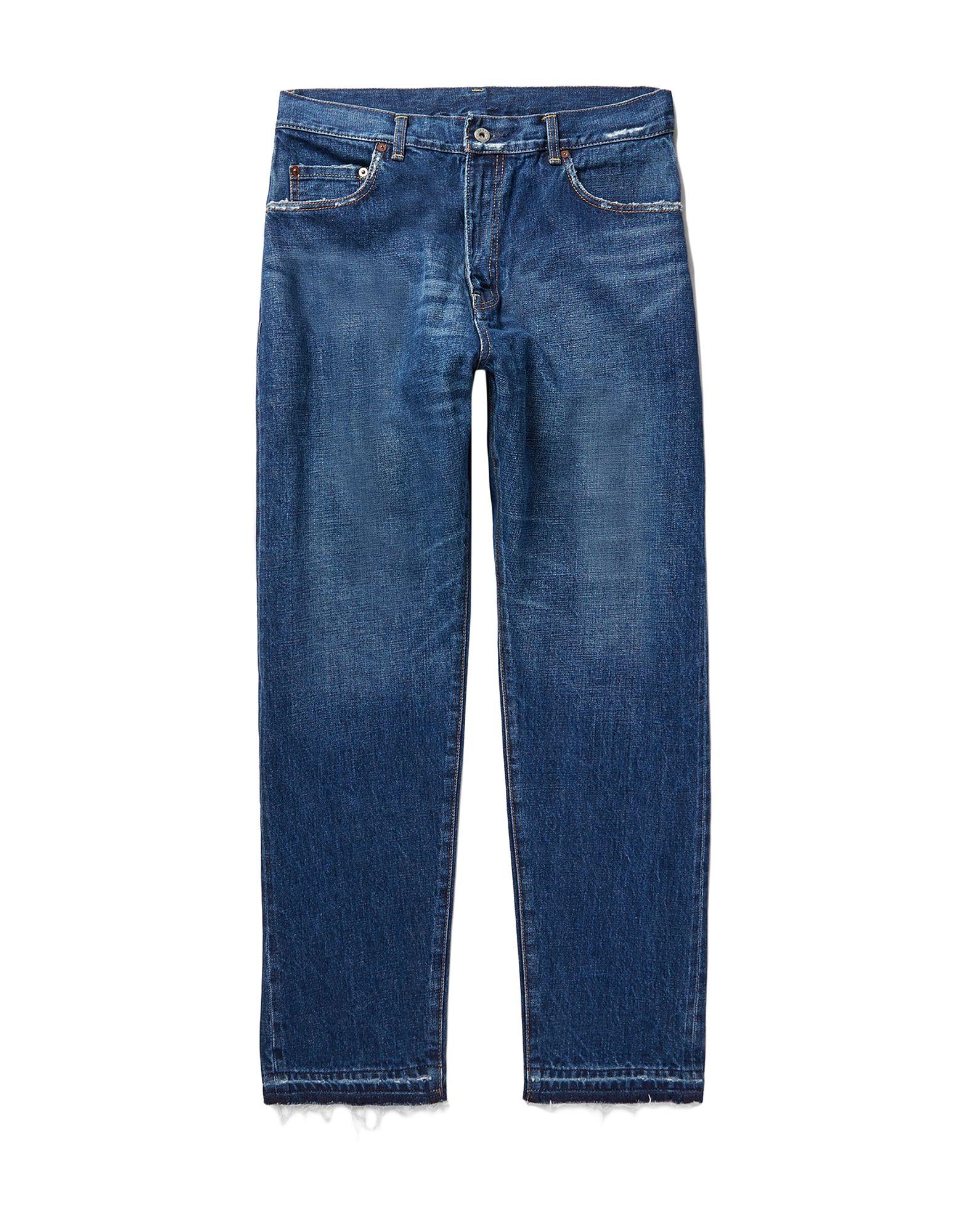 BEAMS Джинсовые брюки beams повседневные брюки