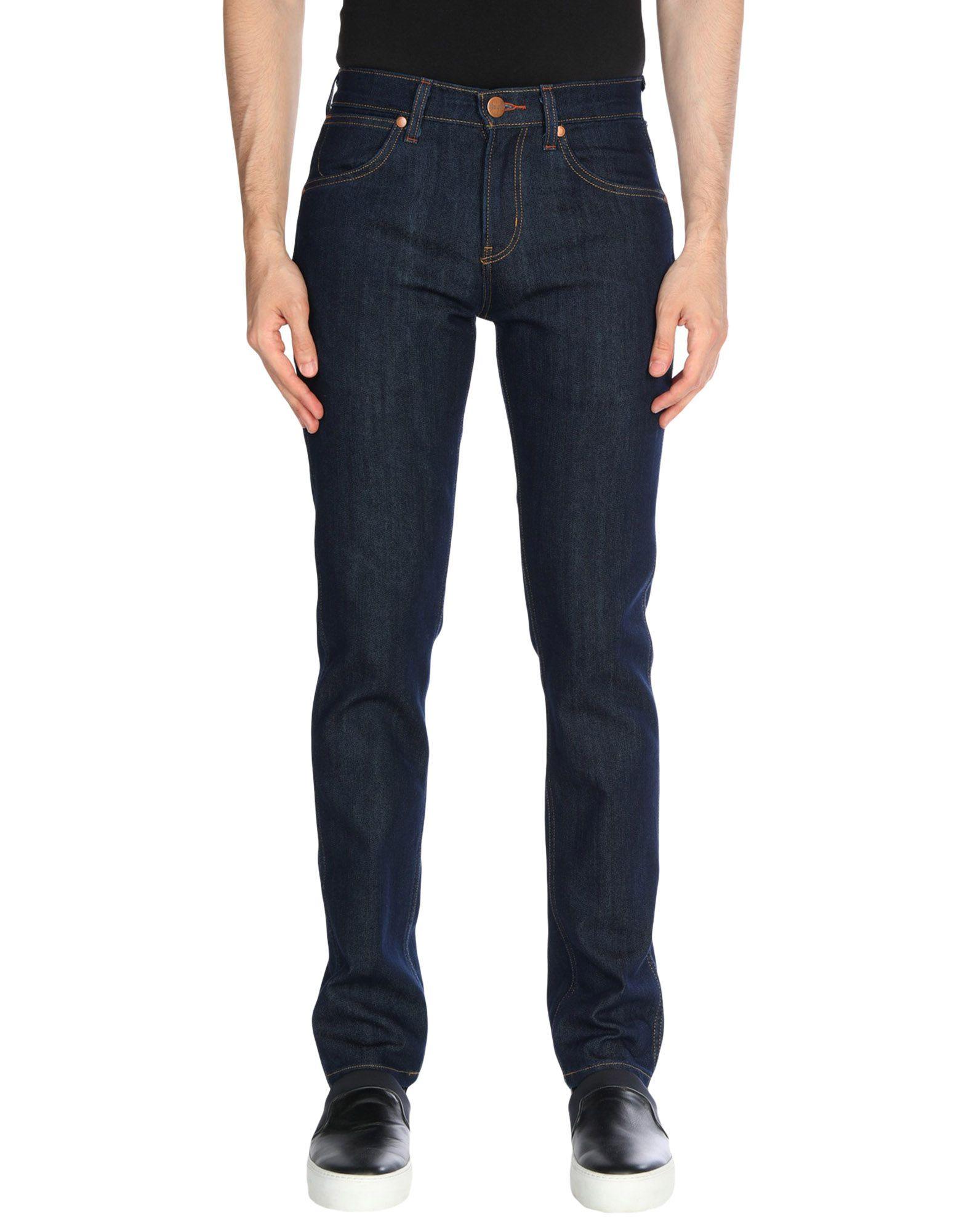 WRANGLER Джинсовые брюки
