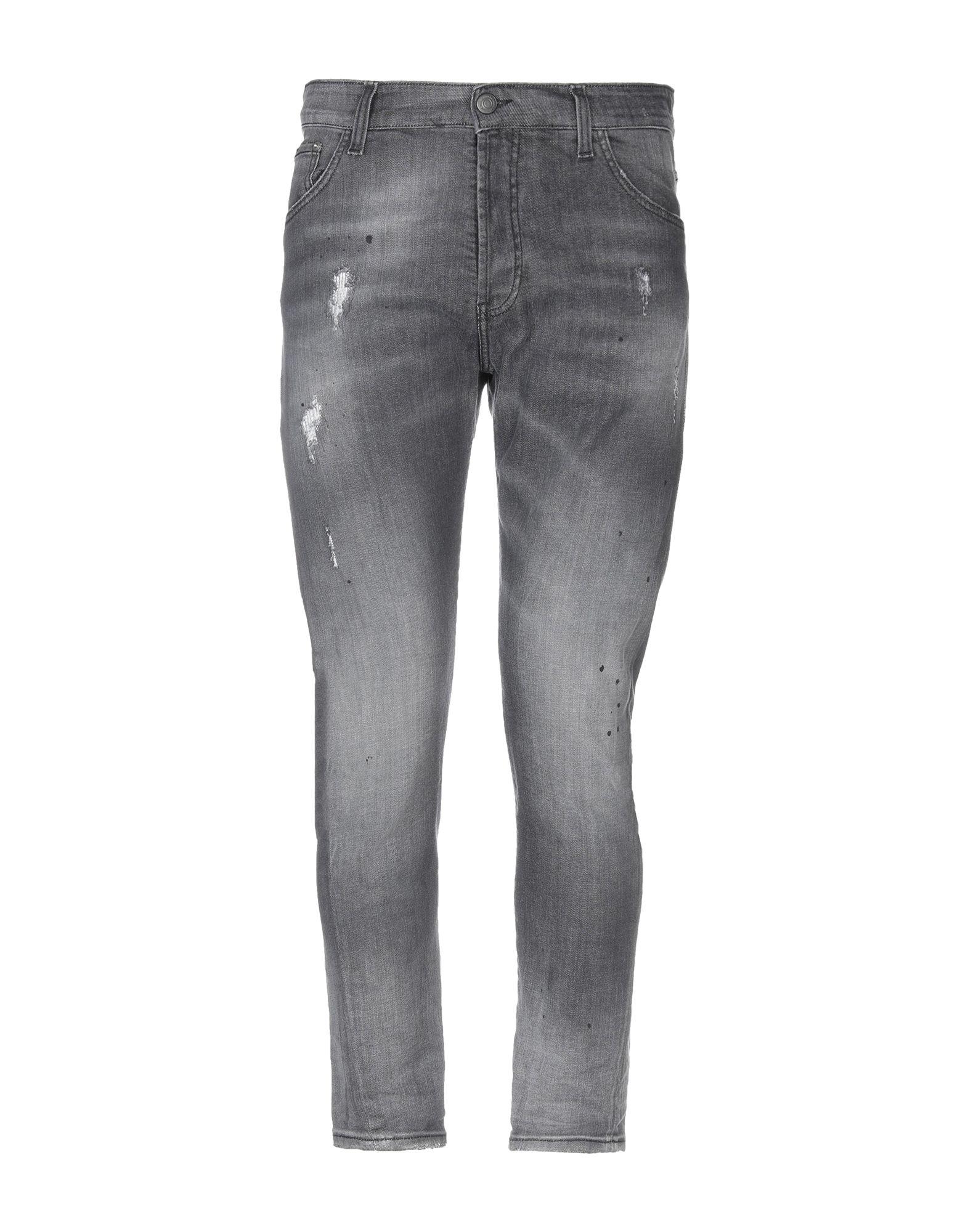 YES LONDON Джинсовые брюки
