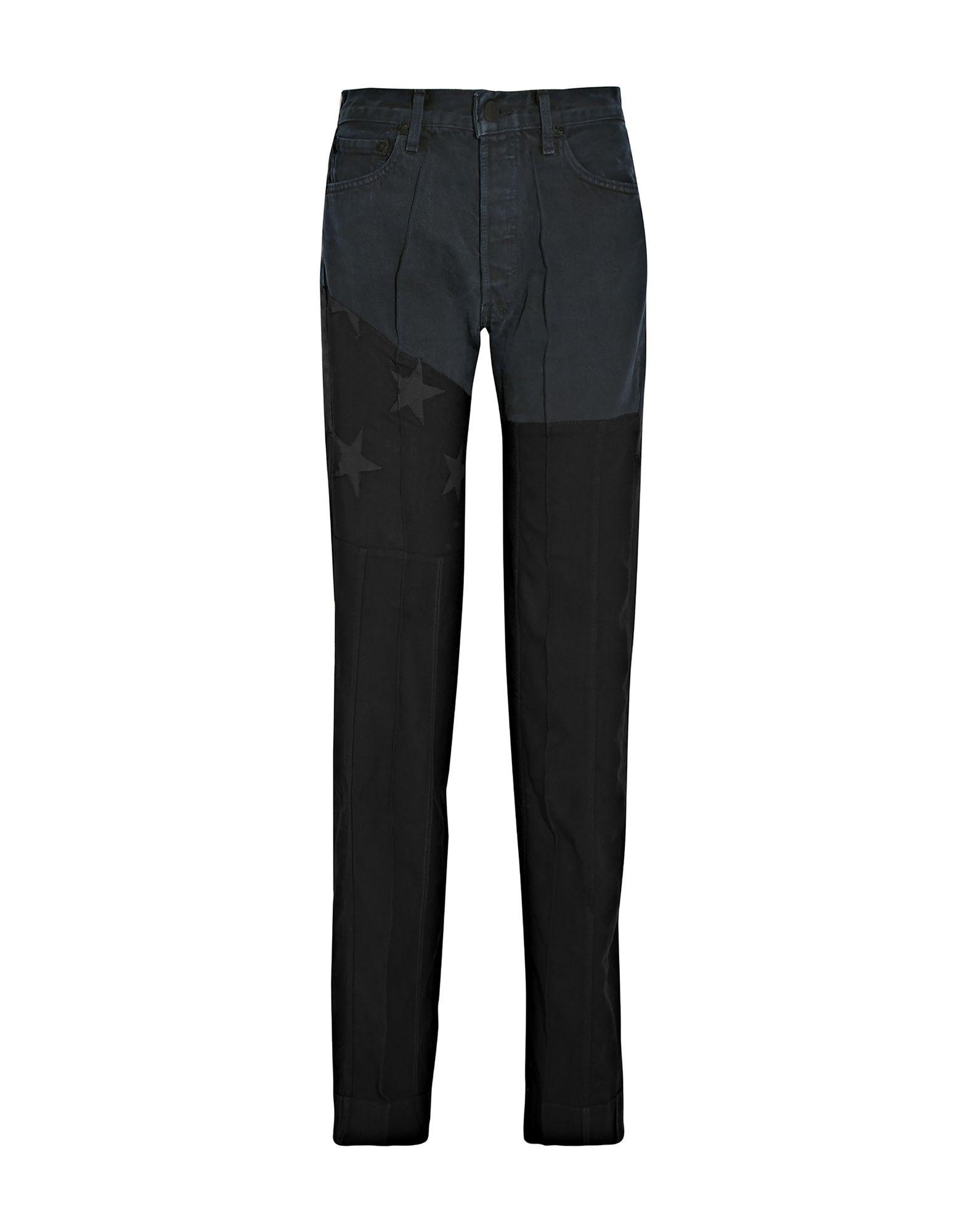 купить RONALD VAN DER KEMP Джинсовые брюки по цене 38050 рублей