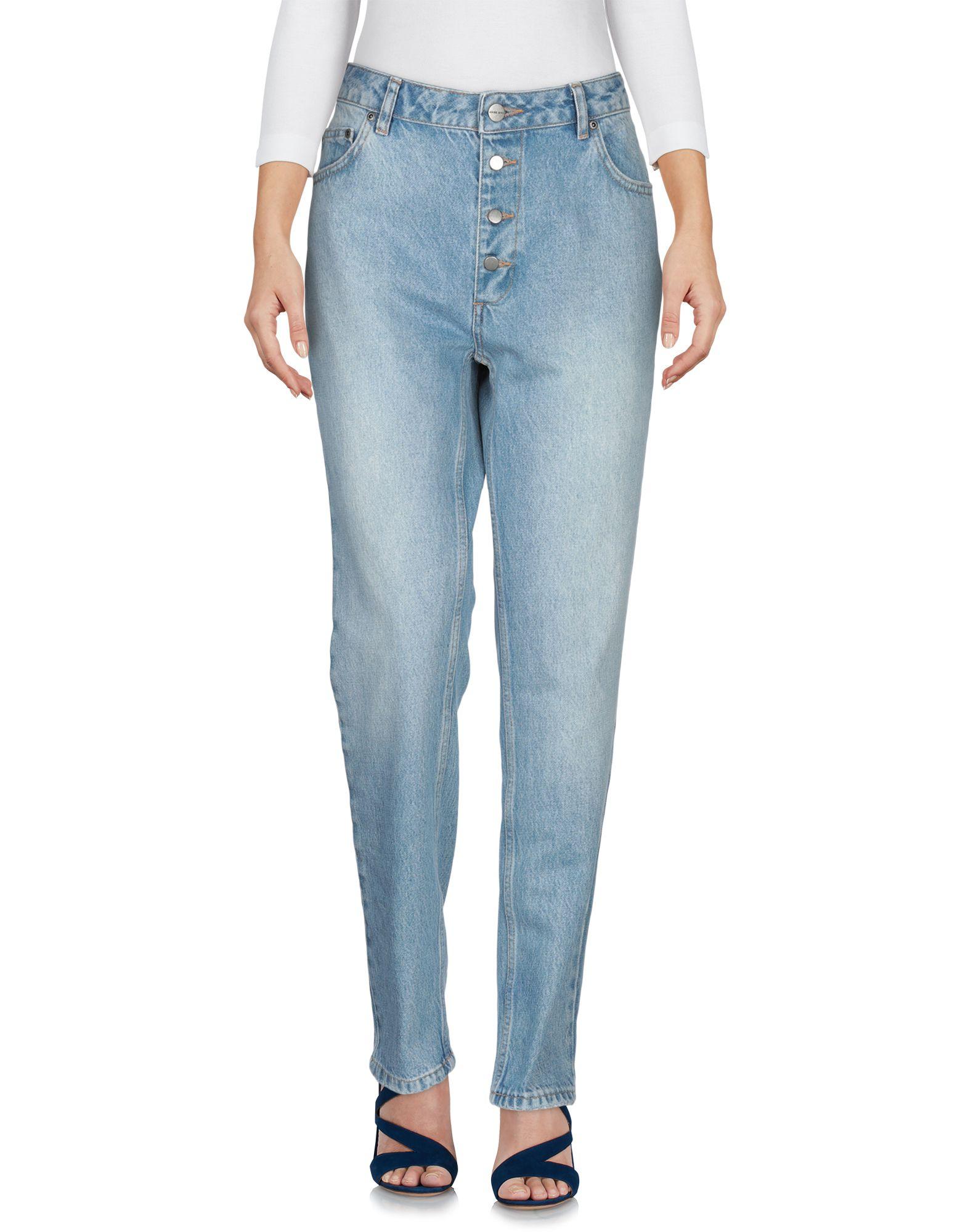 ANINE BING Джинсовые брюки anine bing трусы
