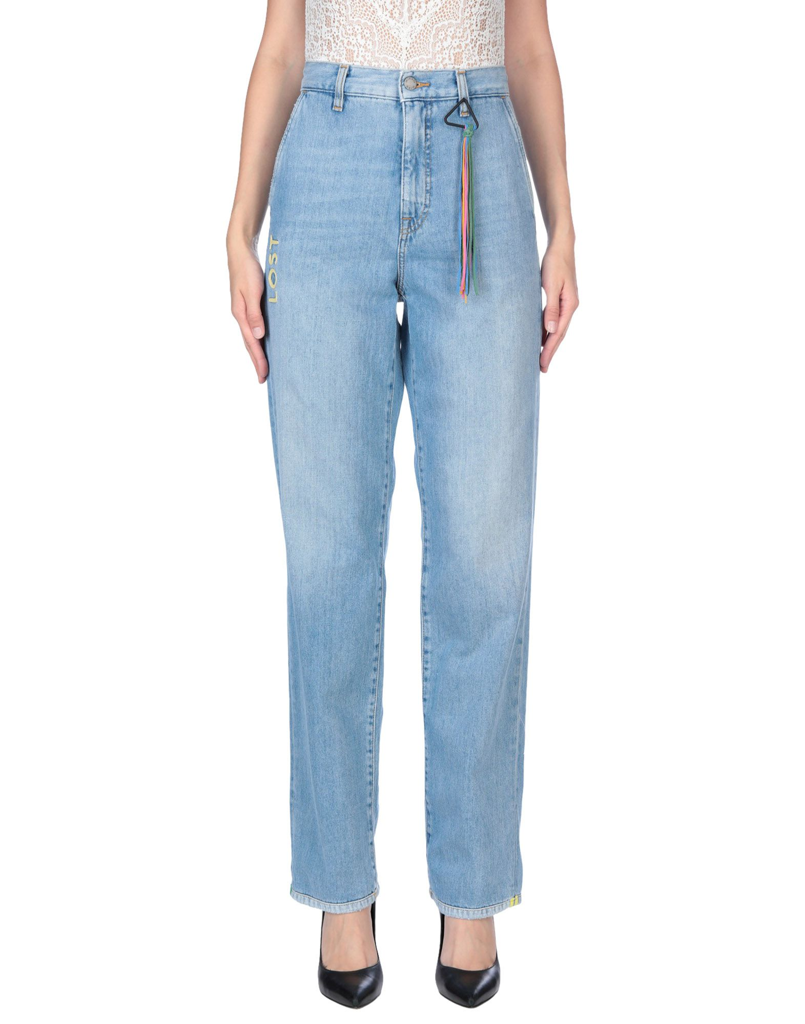 MIRA MIKATI Джинсовые брюки chopard mira bai