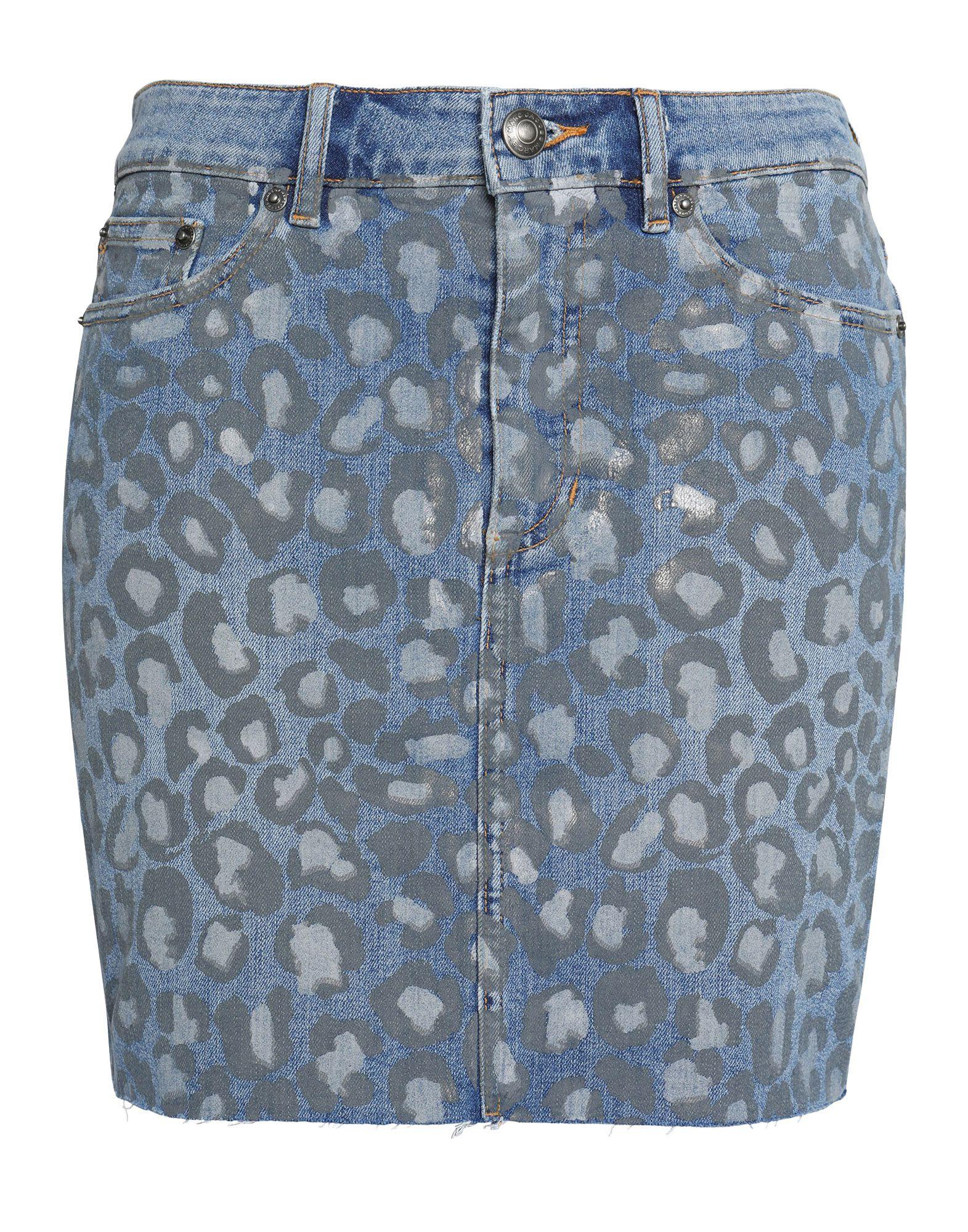 MARC BY MARC JACOBS Джинсовая юбка marc by marc jacobs джинсовая рубашка