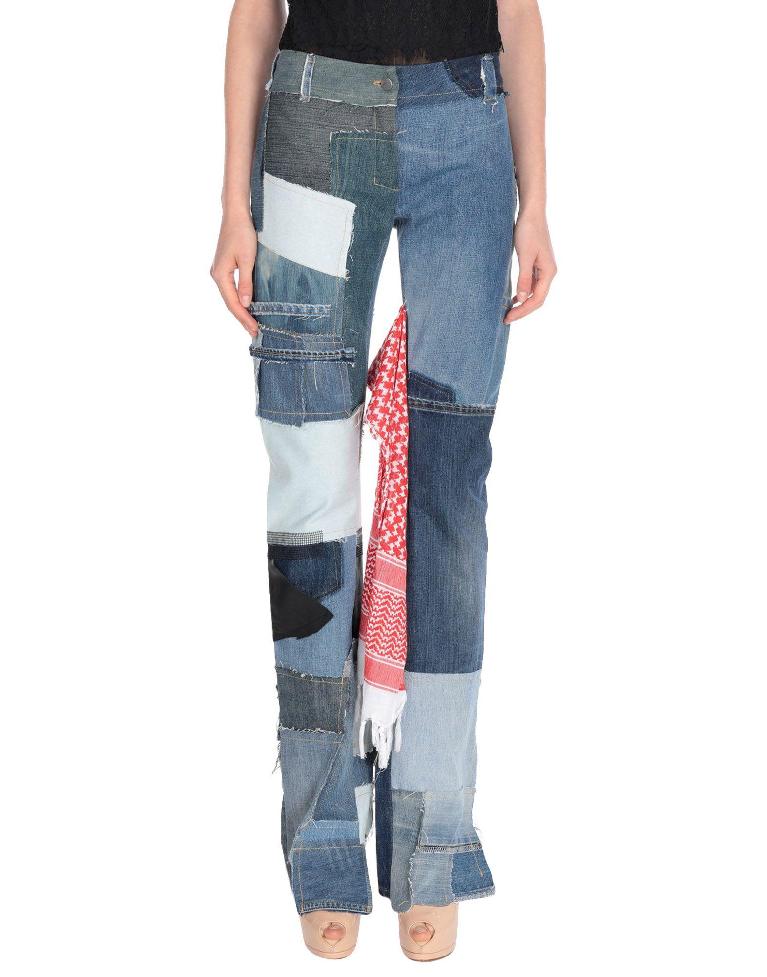 RONALD VAN DER KEMP Джинсовые брюки michael van der ham блузка
