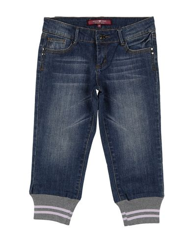 Джинсовые брюки HEACH DOLLS by SILVIAN HEACH