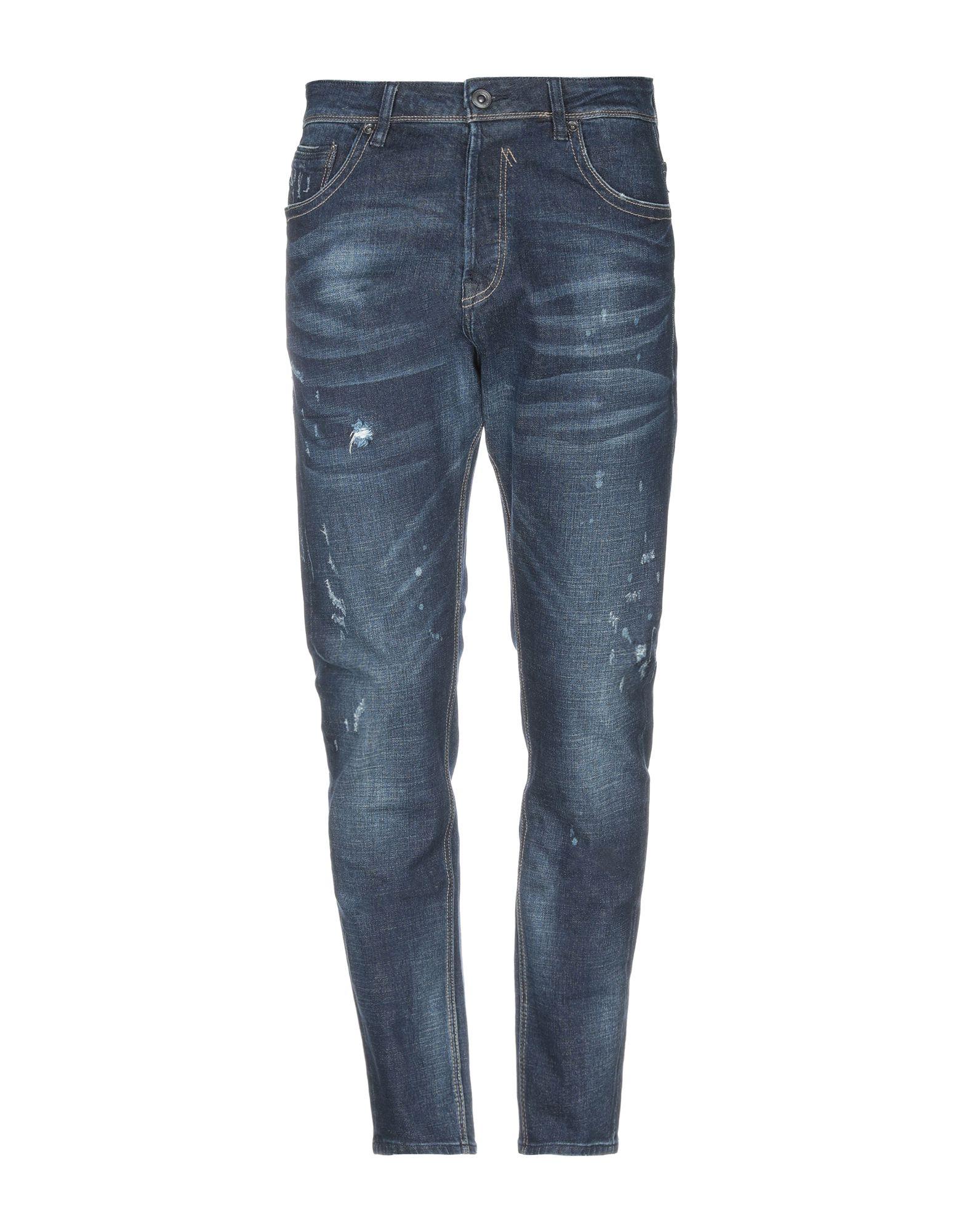 GIANNI LUPO Herren Jeanshose Farbe Blau Größe 6