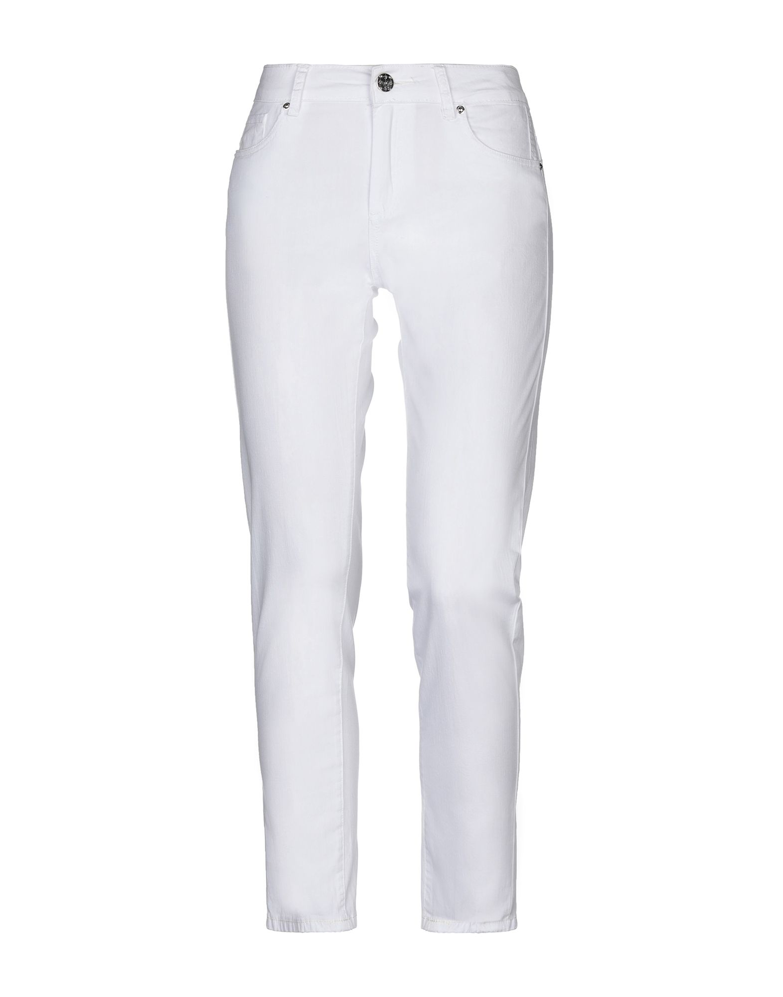 LAURA NOBILE Джинсовые брюки брюки laura jo laura jo la091ewcxdd6