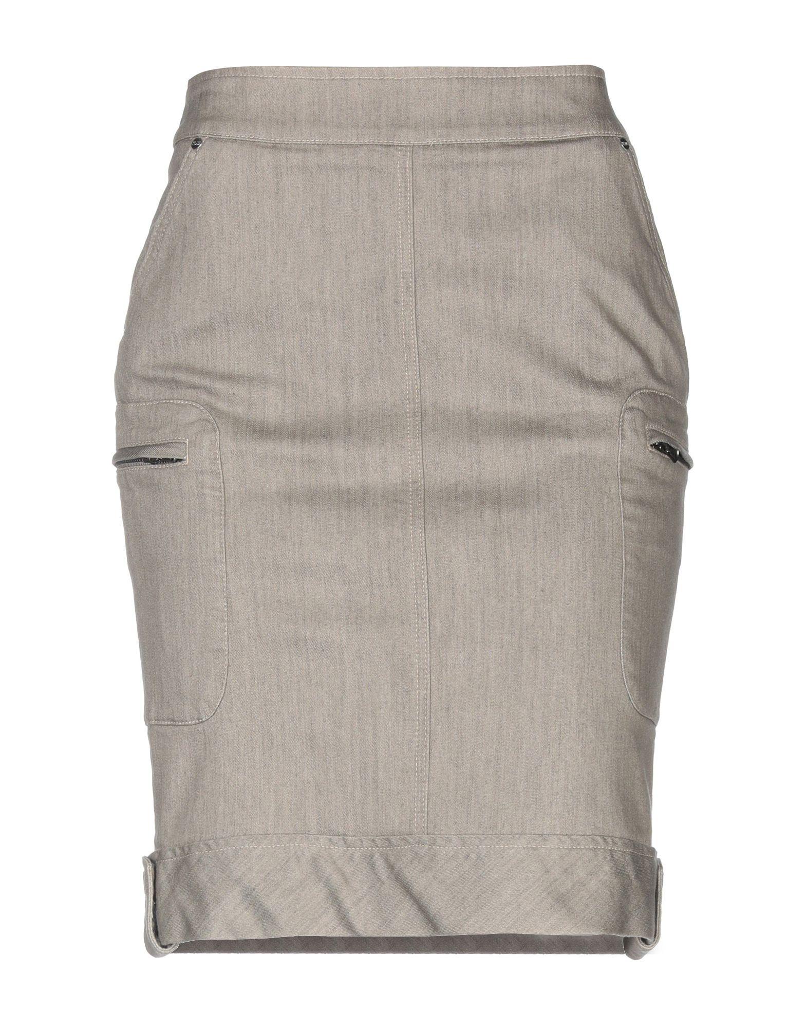 ALVIERO MARTINI 1a CLASSE Джинсовая юбка цена 2017