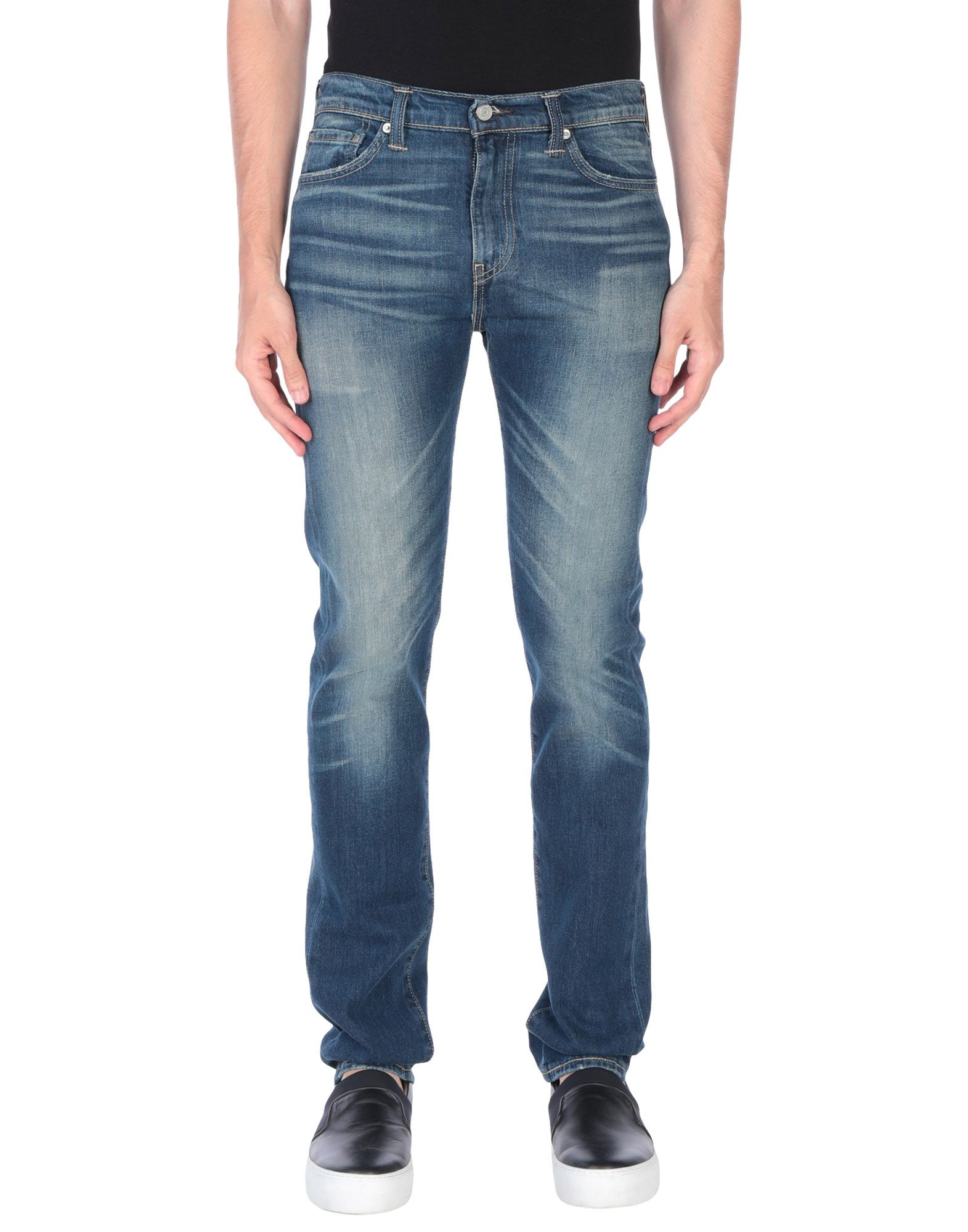 LEVI'S RED TAB Джинсовые брюки lonmmy denim overalls mens jeans multi pocket casual trousers cowboy skinny jeans men military fashion slim fit small bottom2017