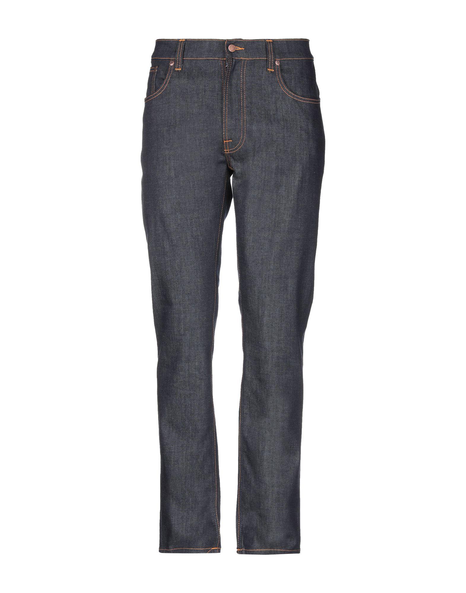 NUDIE JEANS CO Джинсовые брюки цена 2017