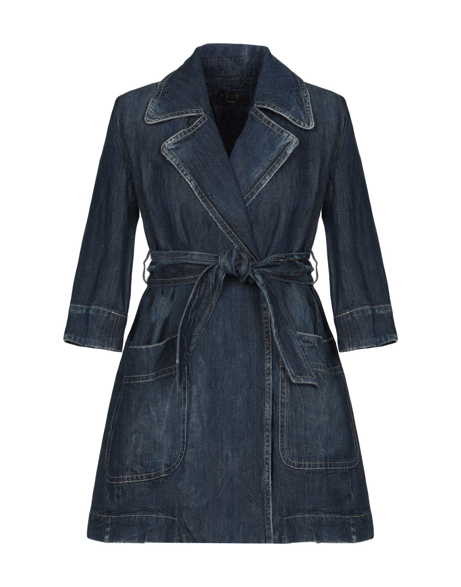 KAOS Джинсовая верхняя одежда брендовая одежда