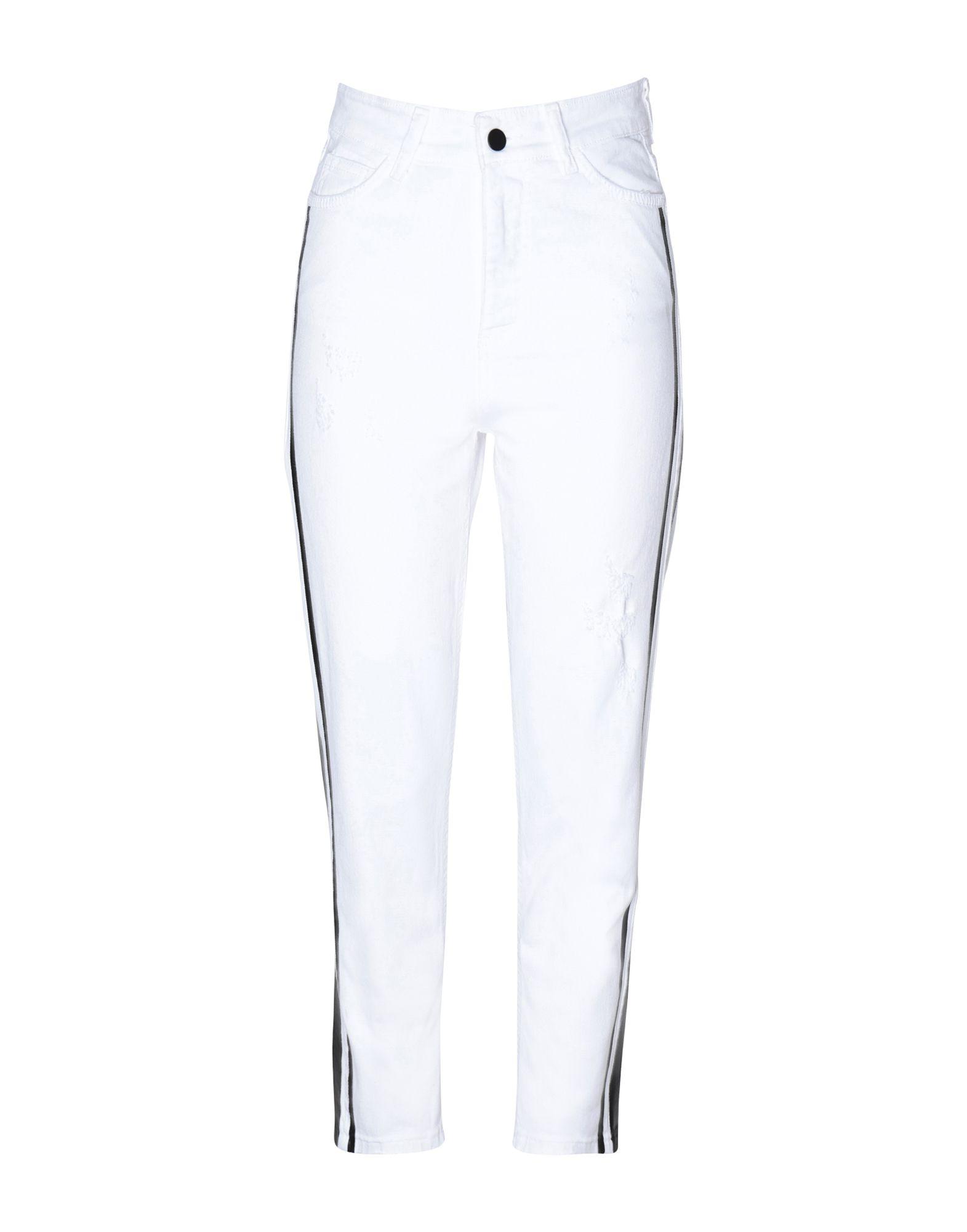 PIERRE DARRÉ Джинсовые брюки