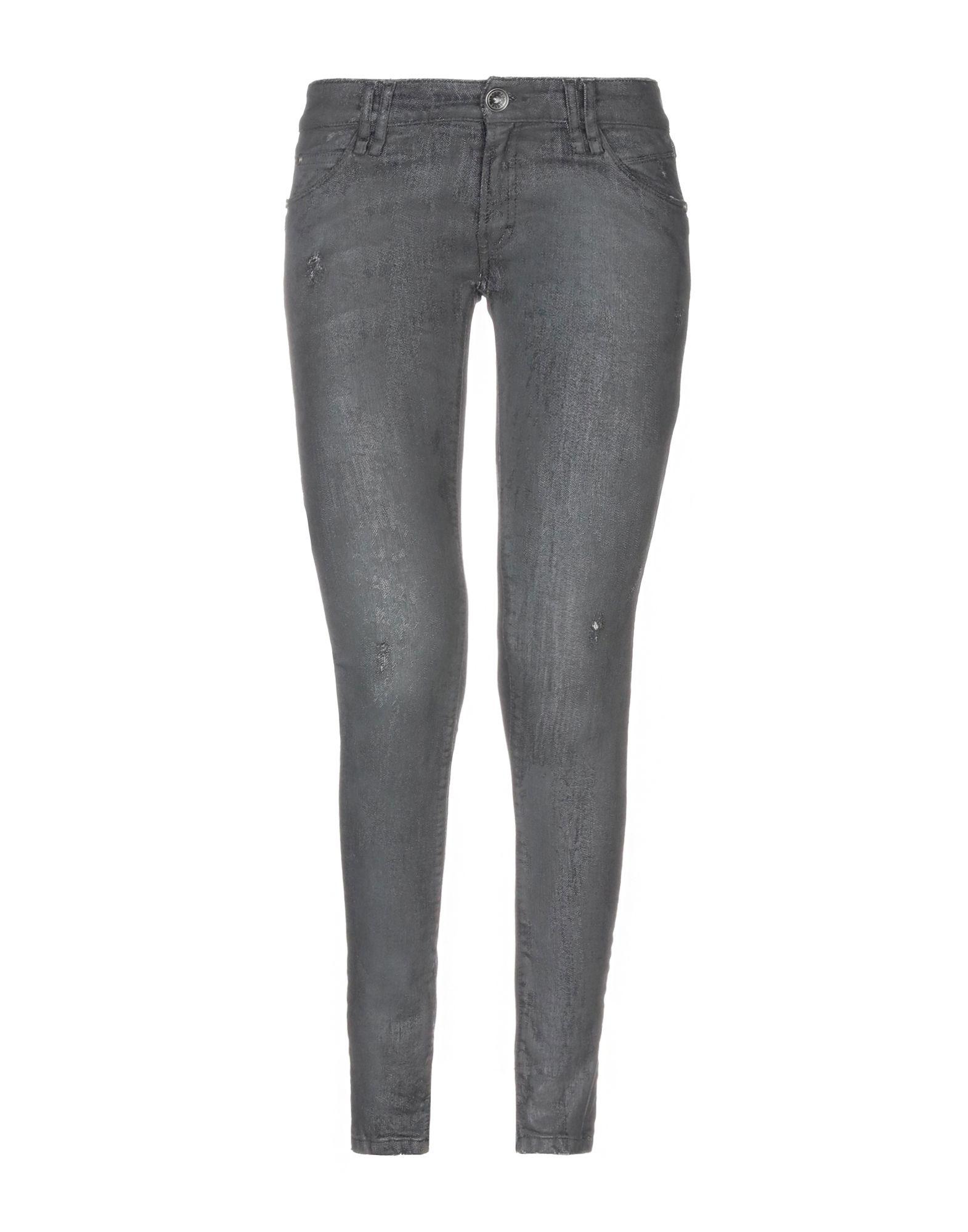 купить PLEIN SUD Джинсовые брюки по цене 2400 рублей