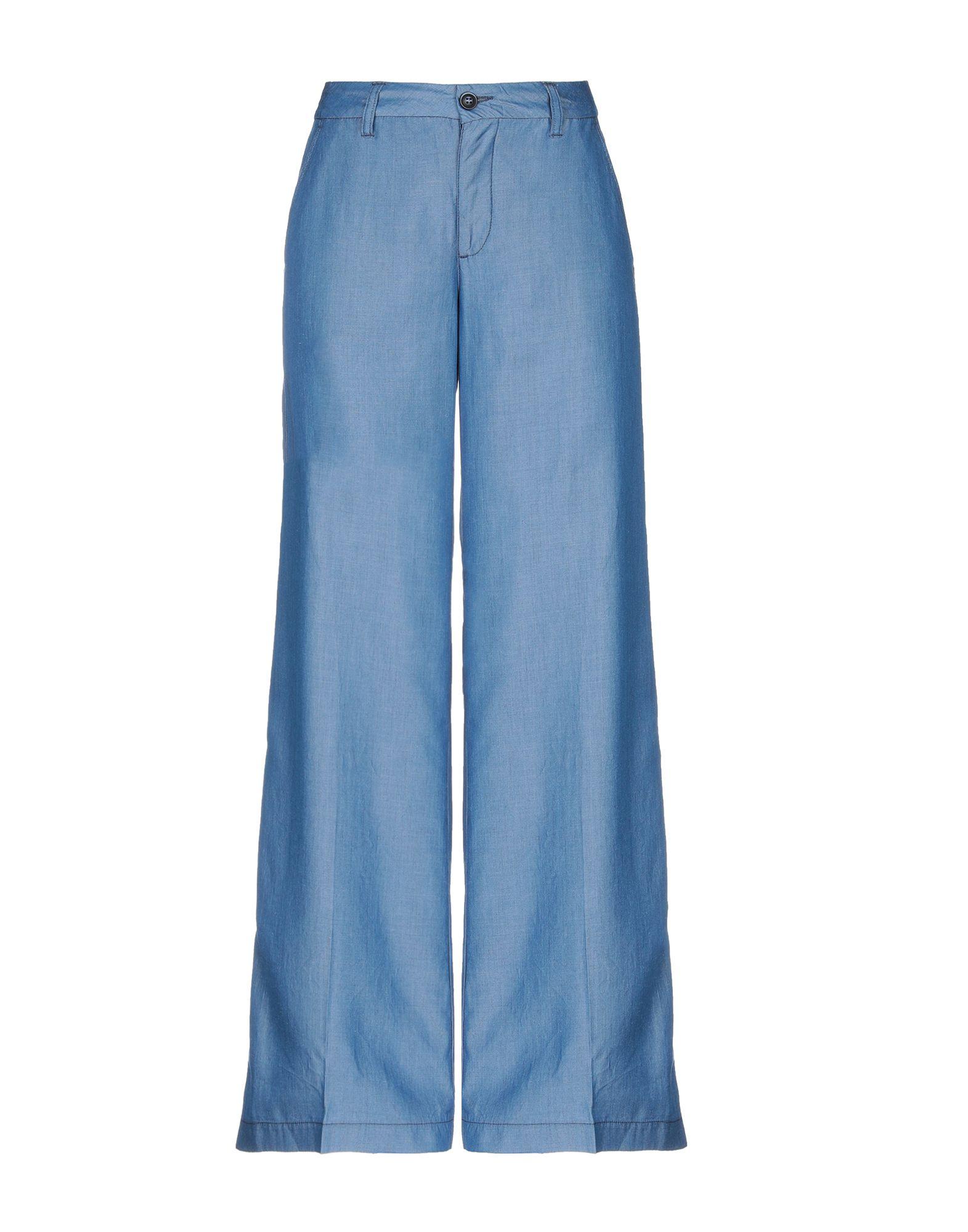 AVANTGAR DENIM by EUROPEAN CULTURE Джинсовые брюки цена 2017