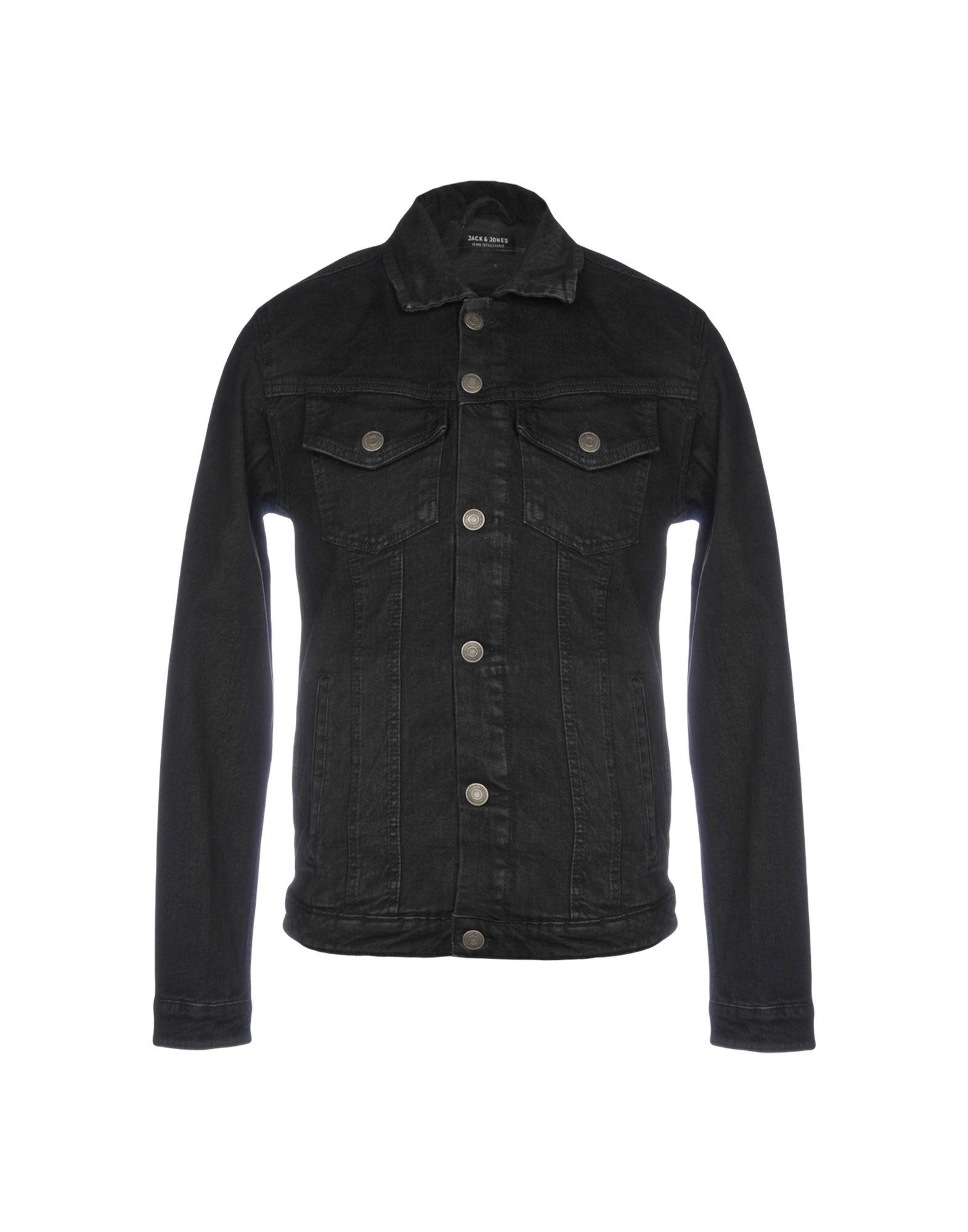 JACK & JONES Джинсовая верхняя одежда цена 2017