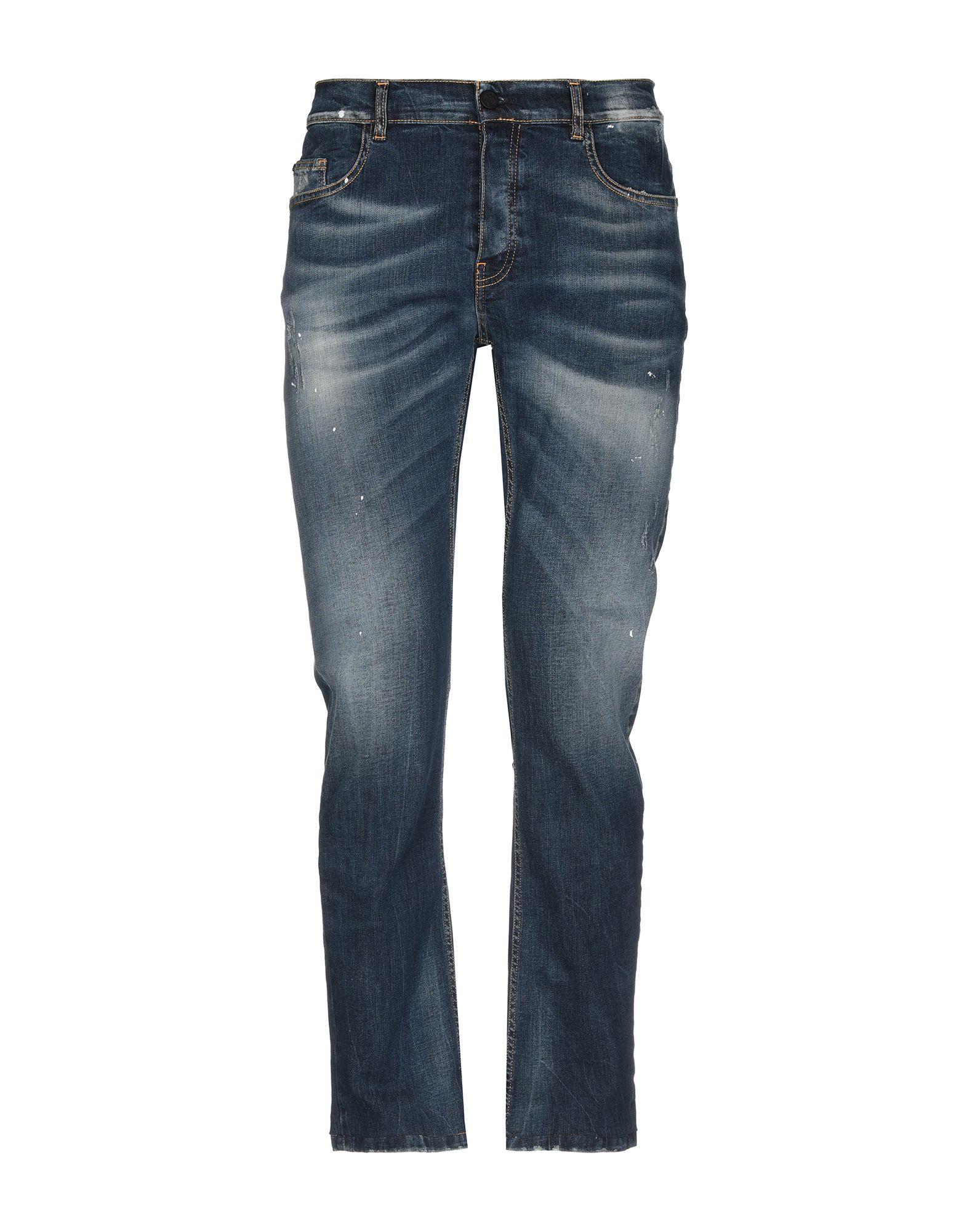 FRANKIE MORELLO Джинсовые брюки