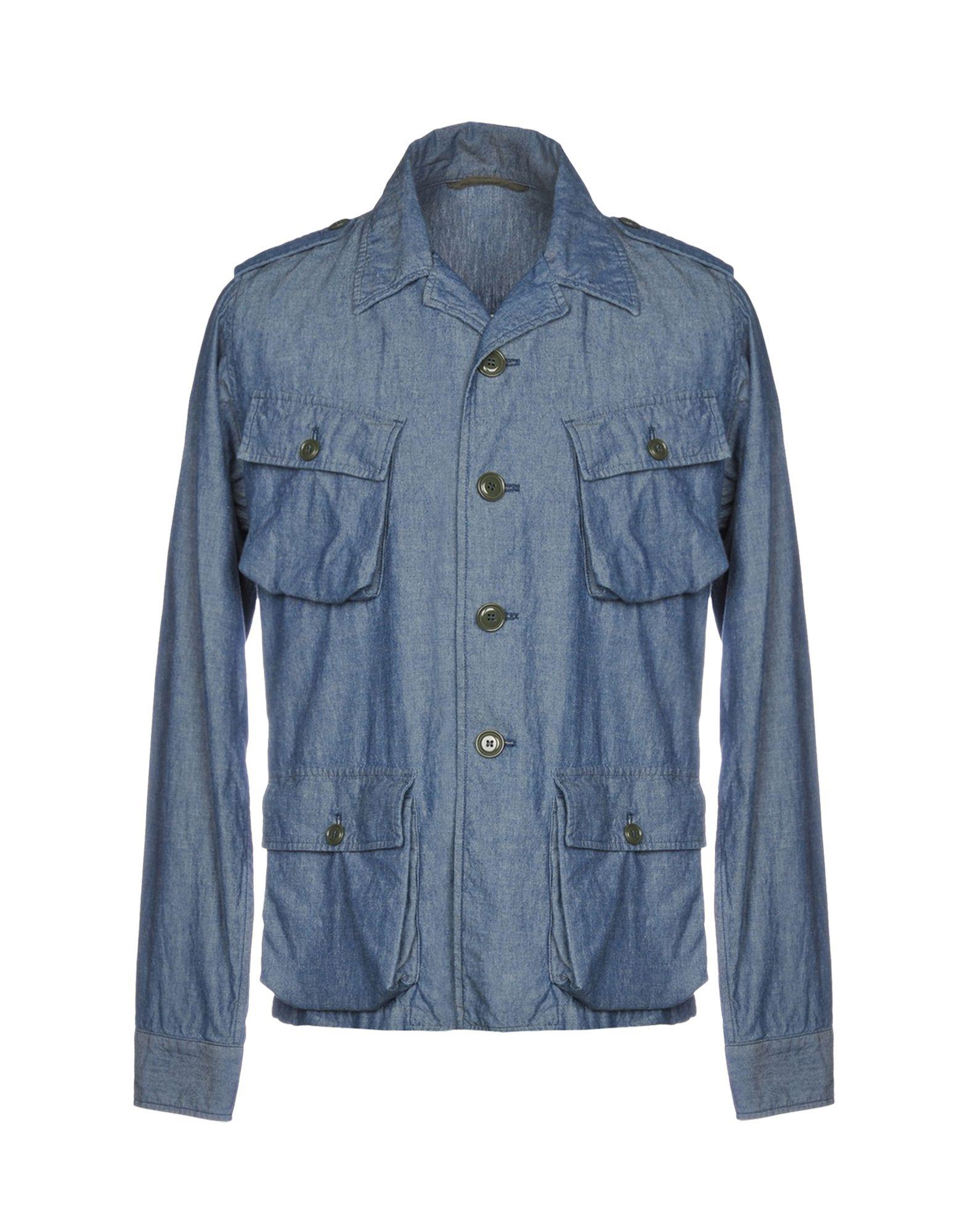 ASPESI Джинсовая верхняя одежда недорго, оригинальная цена