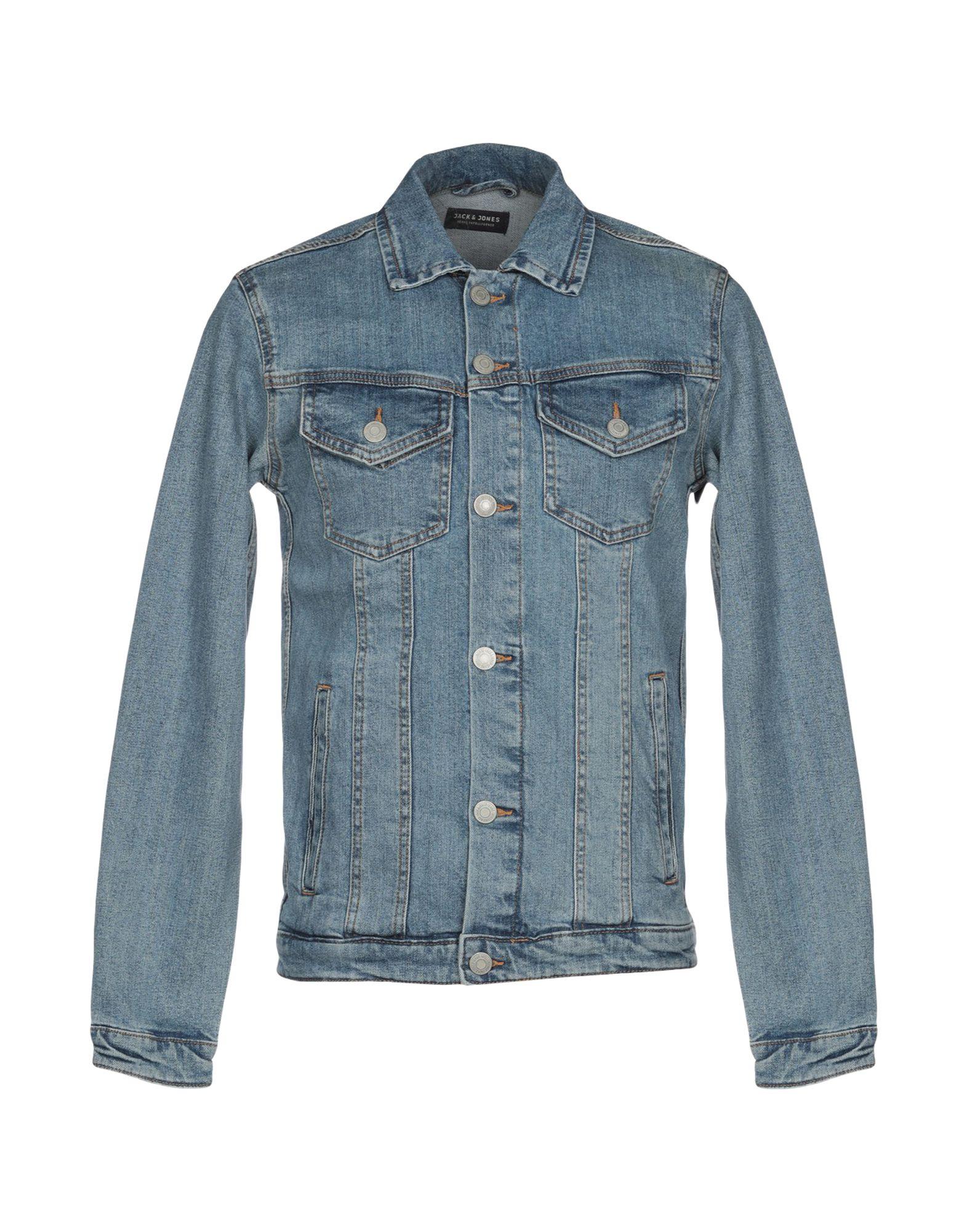 JACK & JONES Джинсовая верхняя одежда брендовая одежда