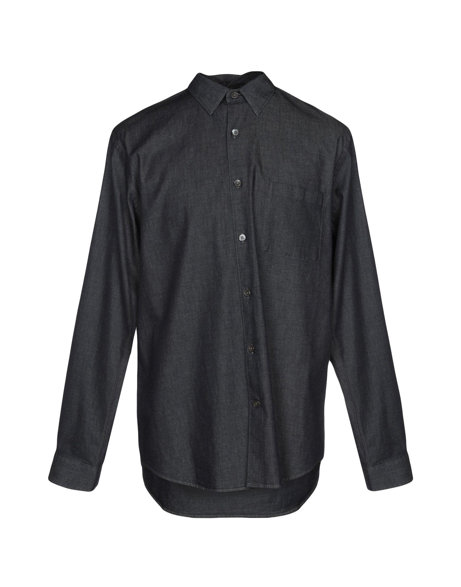 THEORY Джинсовая рубашка недорго, оригинальная цена