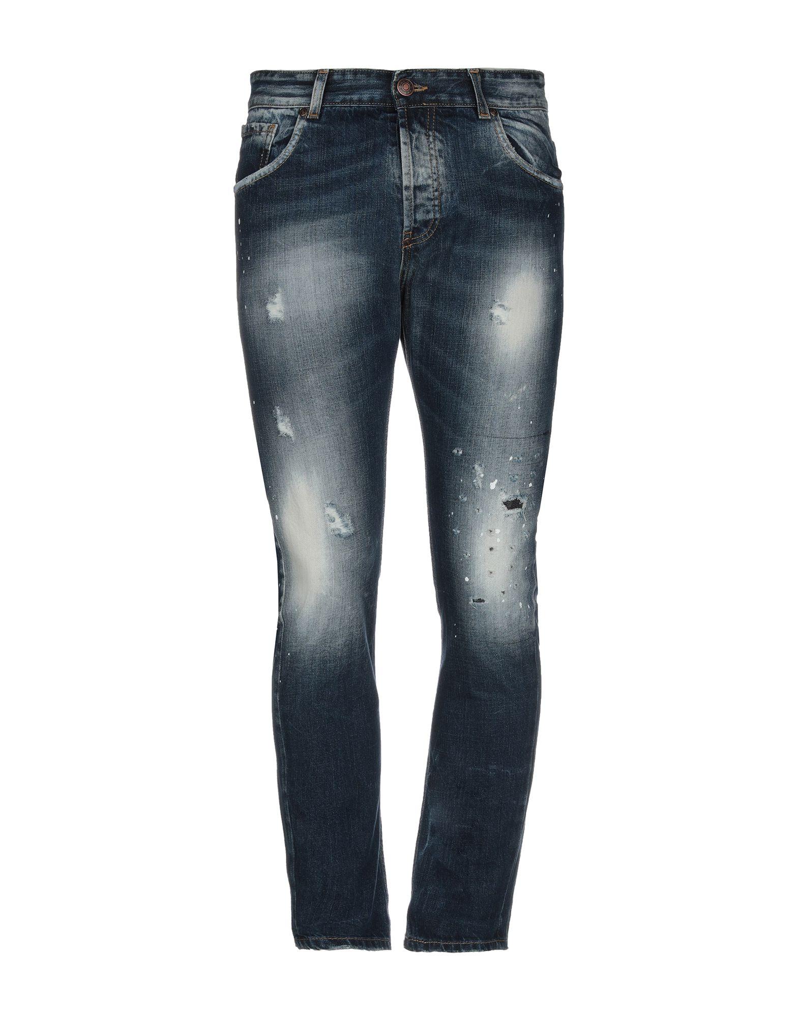 WHY NOT BRAND Джинсовые брюки
