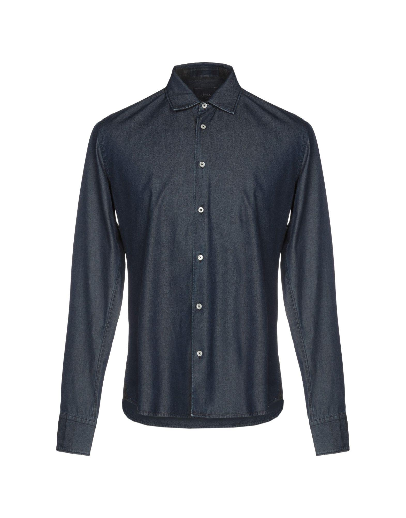 ALTEA Джинсовая рубашка рубашка джинсовая с рисунком сердце 3 12 лет