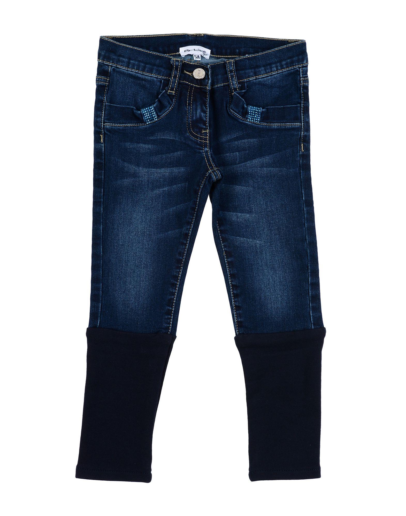 ARTIGLI Girl Джинсовые брюки artigli a09446 artigli