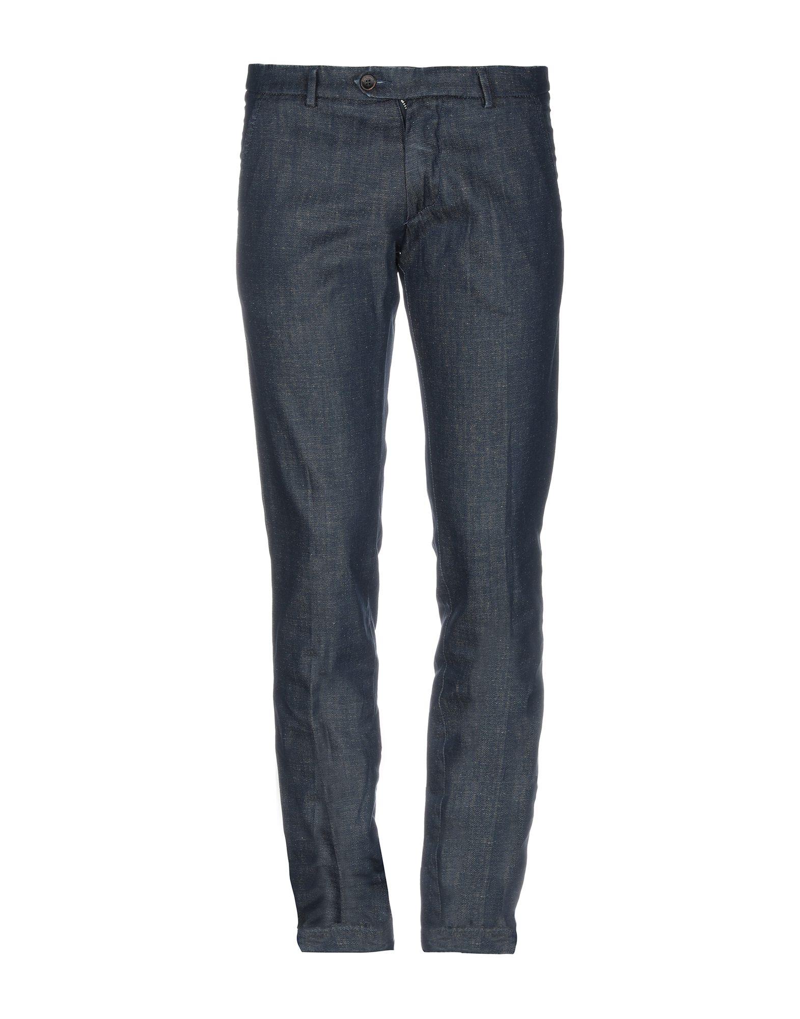 ROŸ ROGER'S Джинсовые брюки цена 2017