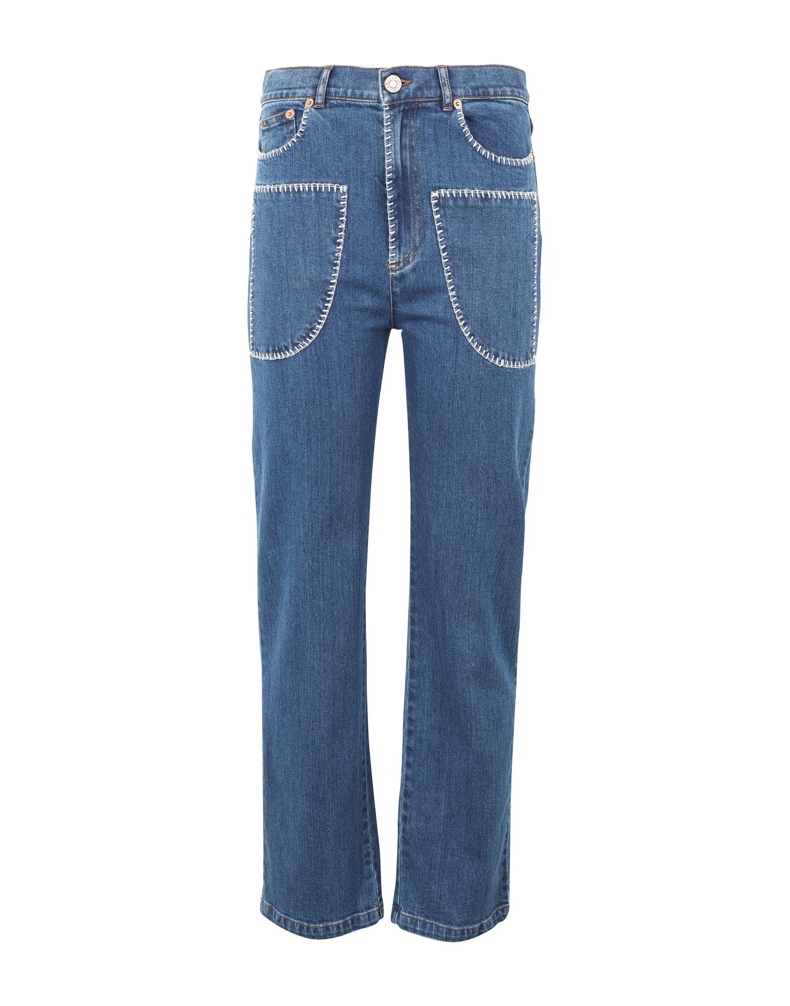 Фото - SEE BY CHLOÉ Джинсовые брюки see by chloé джинсовые брюки