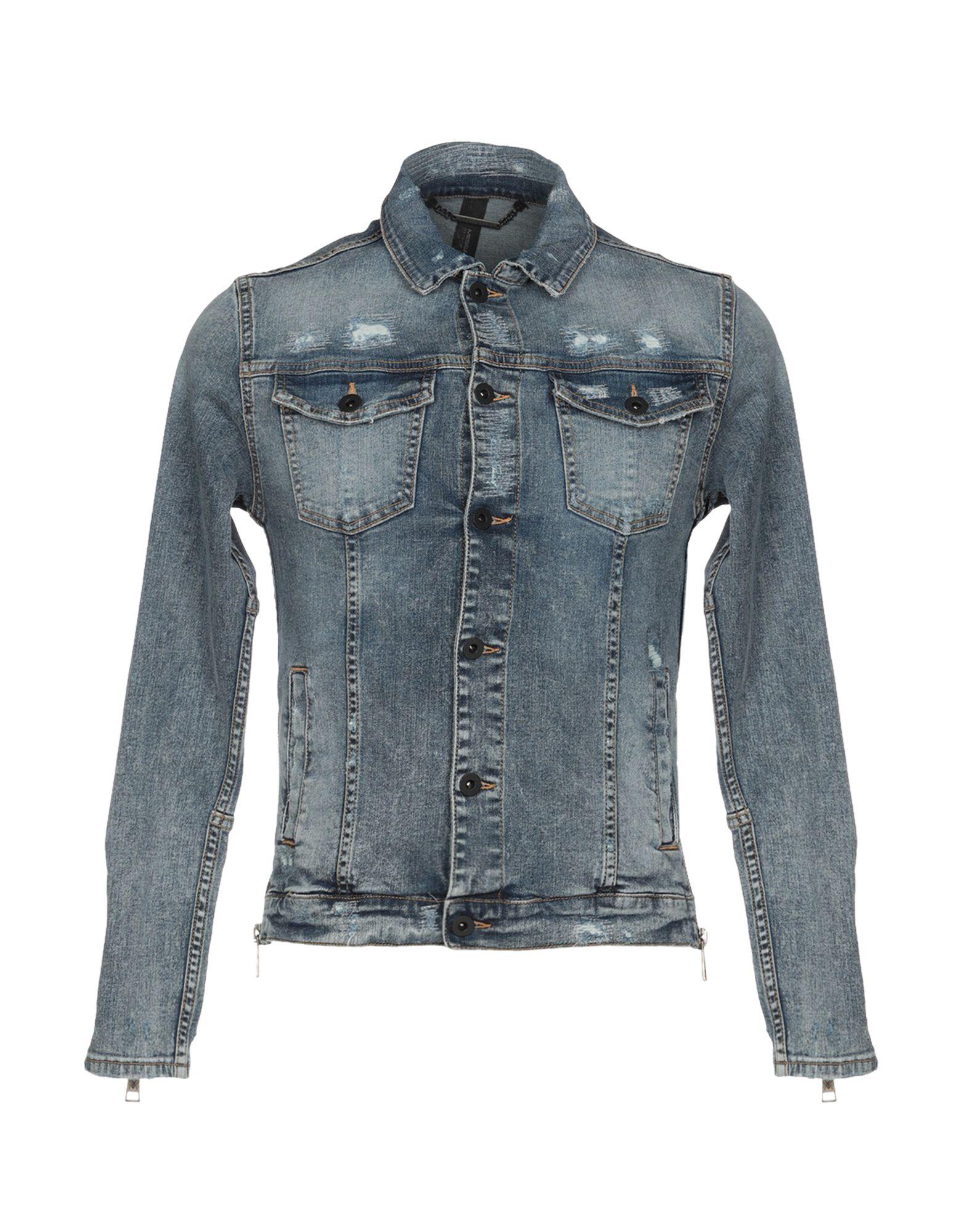 Фото - MESSAGERIE Джинсовая верхняя одежда messagerie джинсовая верхняя одежда