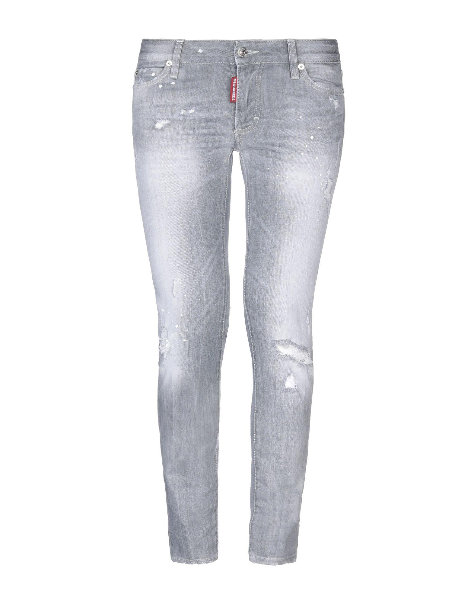 DSQUARED2 Denim pants - Item 42695447