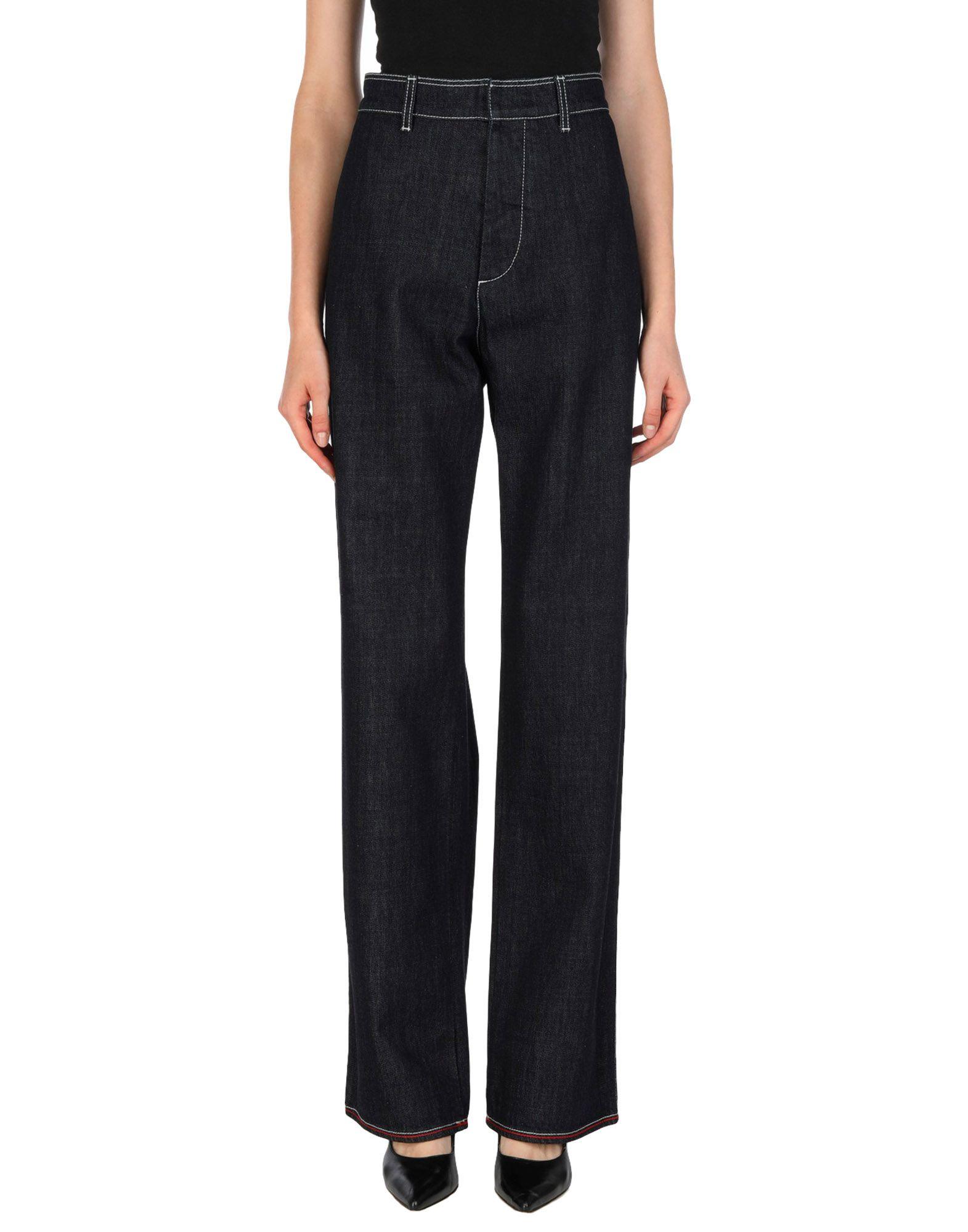 MARNI Джинсовые брюки marni джинсовые брюки капри