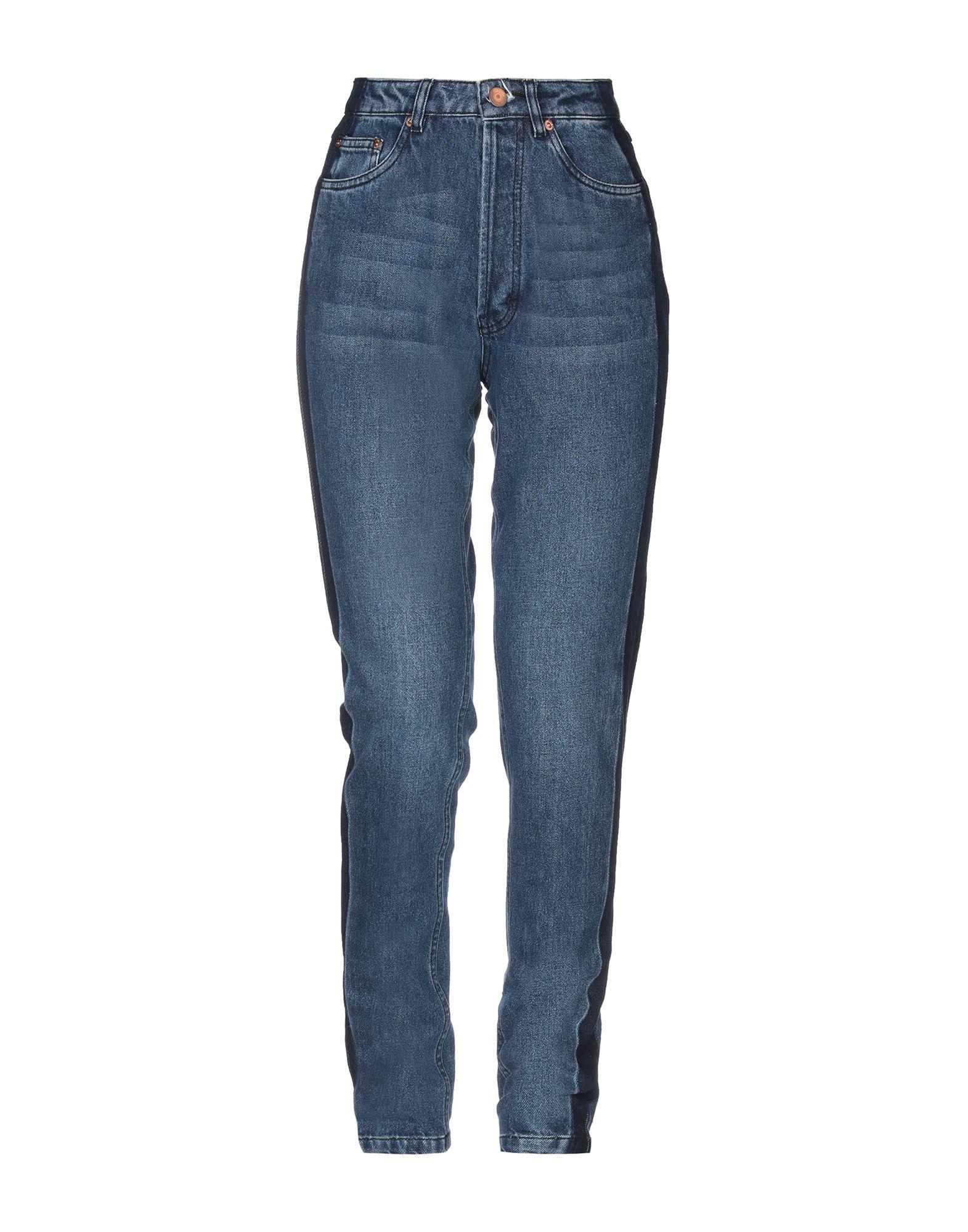 GESTUZ Джинсовые брюки gestuz джинсовые брюки page 4