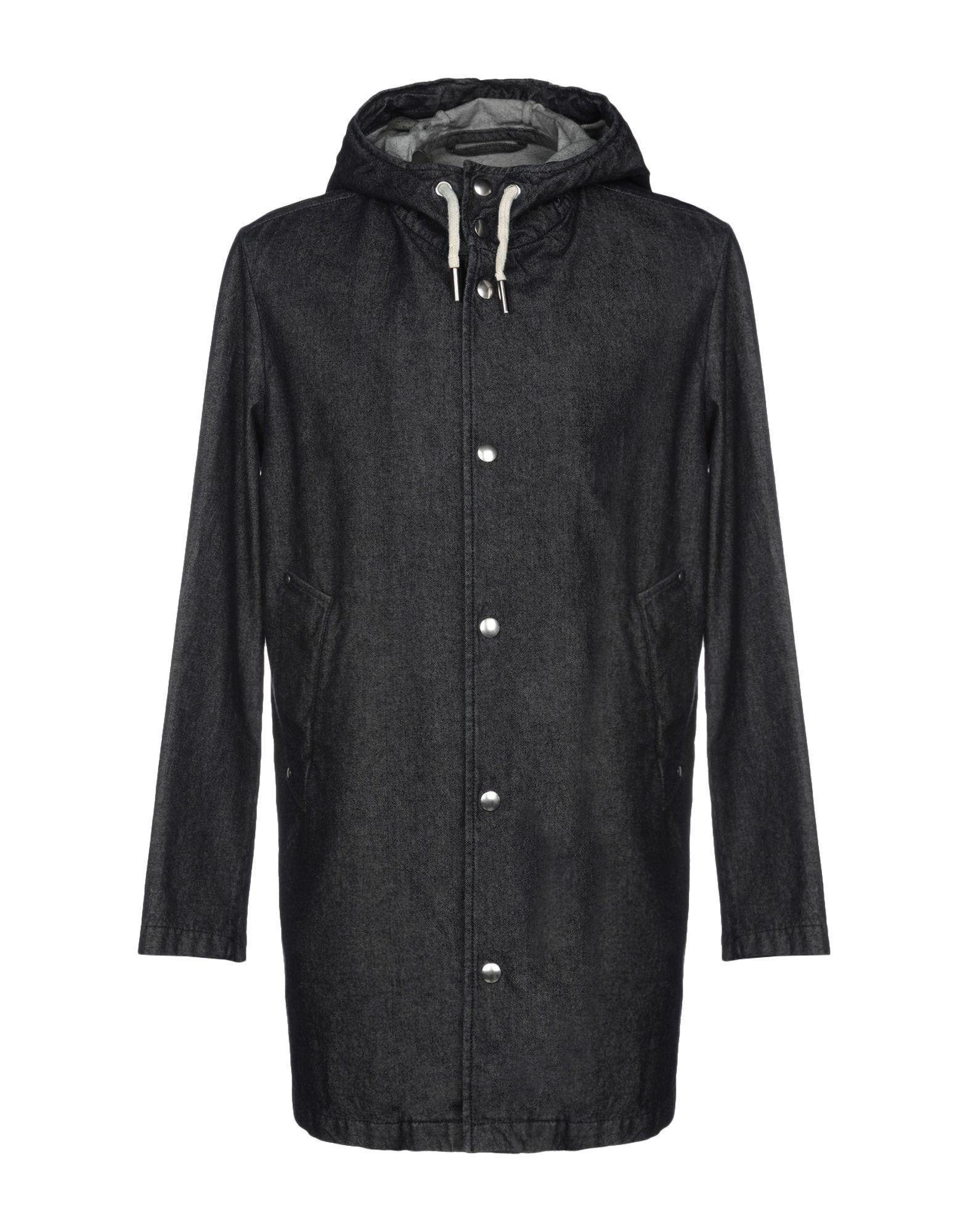 цена DOPPIAA Джинсовая верхняя одежда онлайн в 2017 году