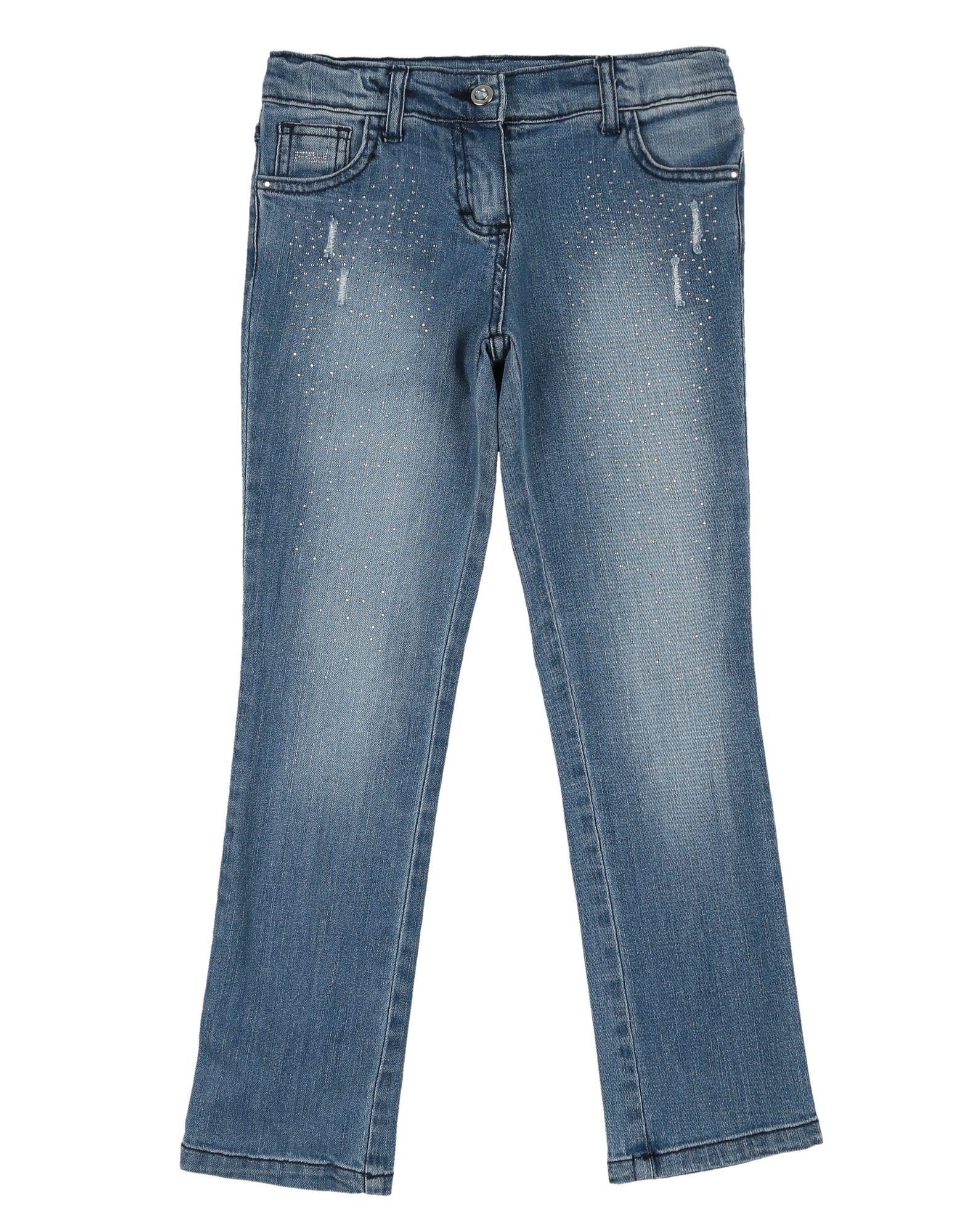 ARTIGLI Girl Джинсовые брюки artigli повседневные брюки