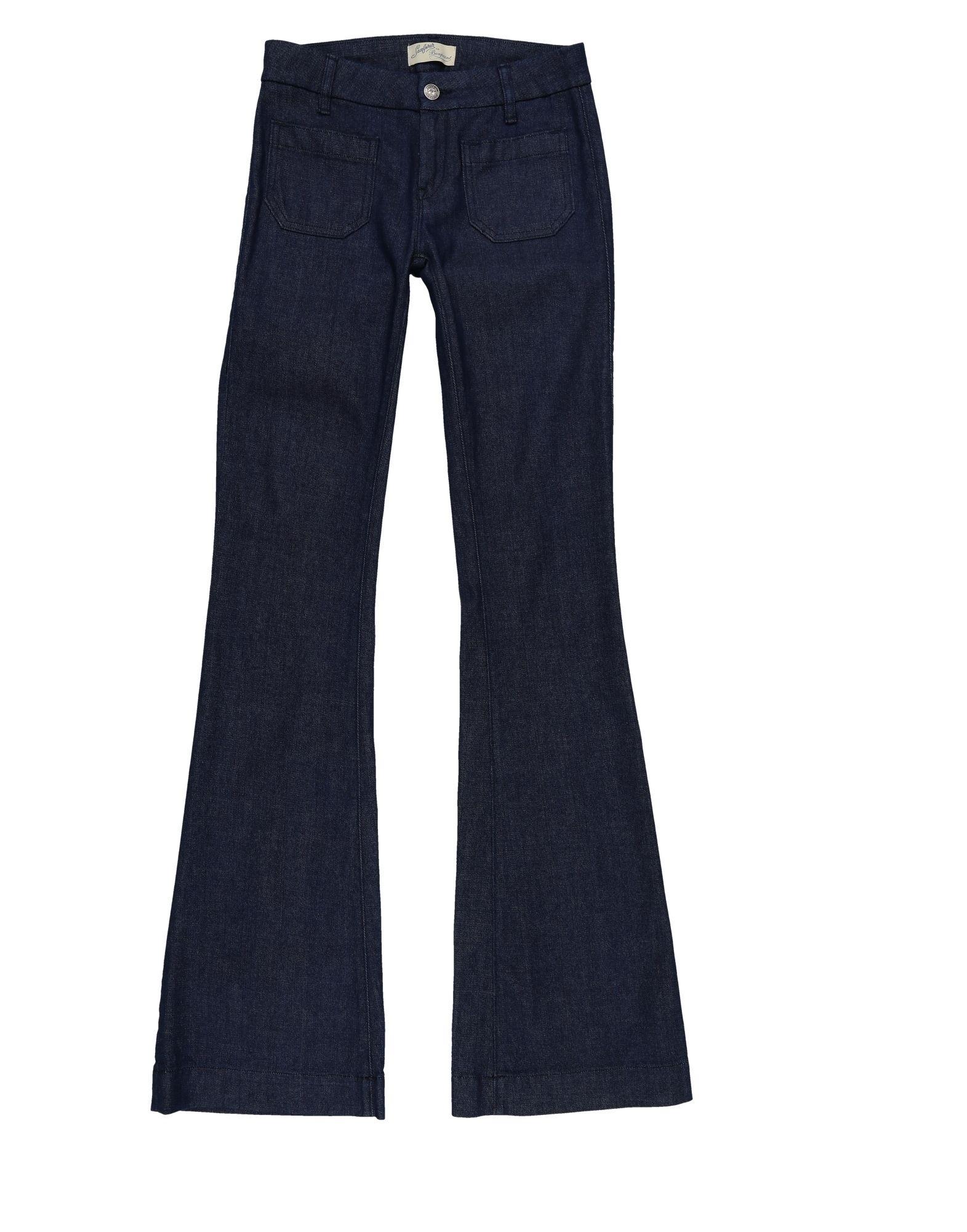 BONPOINT Джинсовые брюки bonpoint платье с принтом clothi